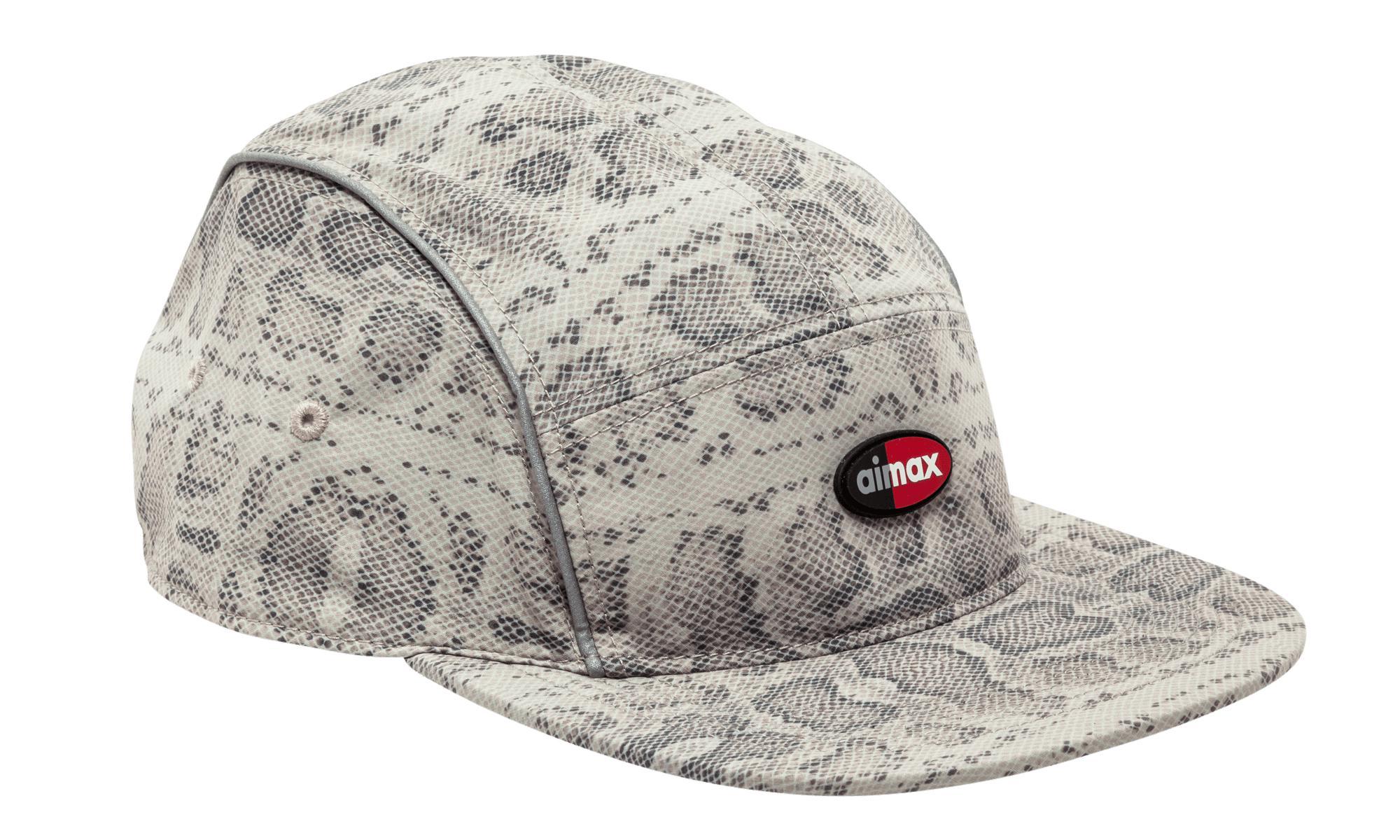 09b98867a7a Supreme - Gray Air Max Running Hat for Men - Lyst. View fullscreen