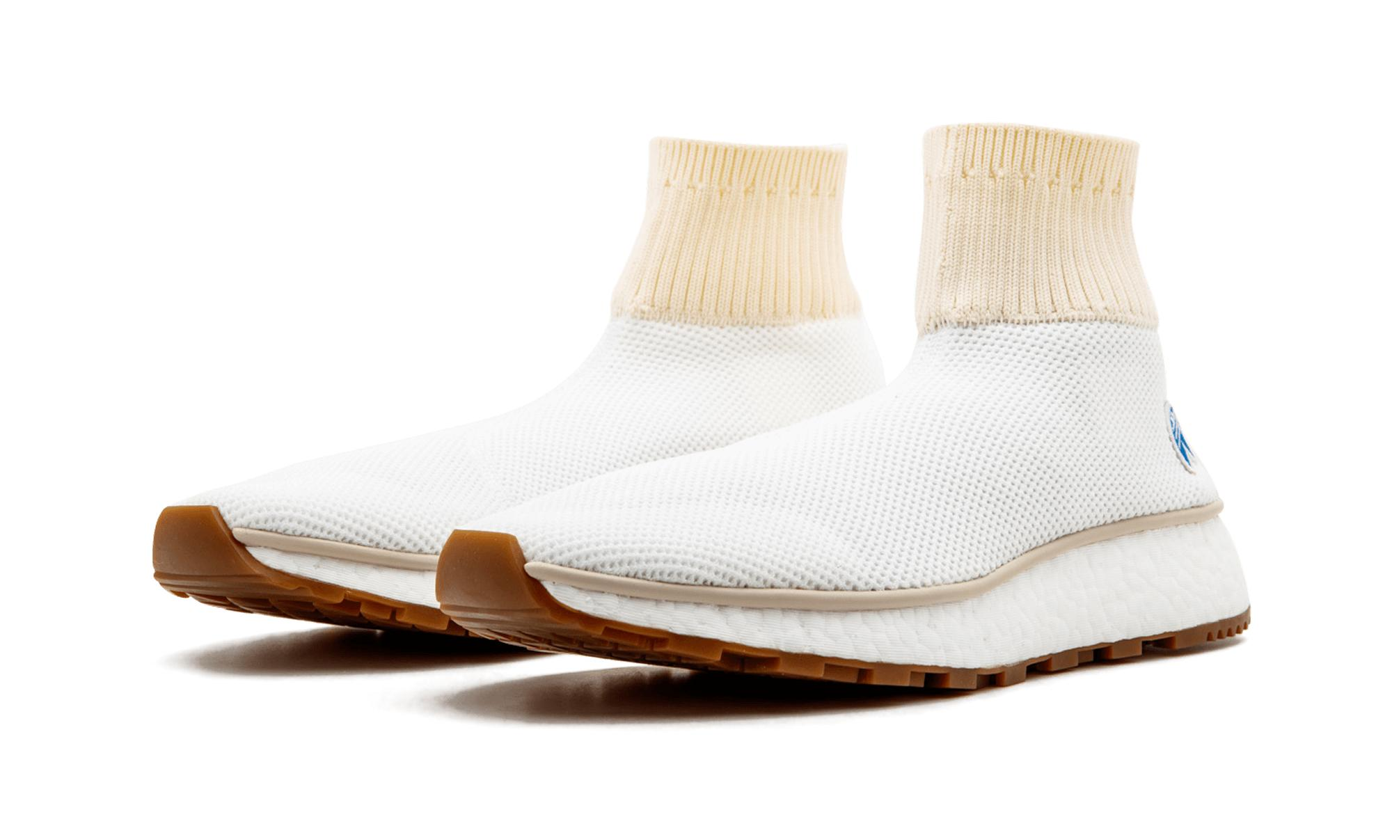 422d97544dbf Adidas - White Aw Run Clean for Men - Lyst. View fullscreen