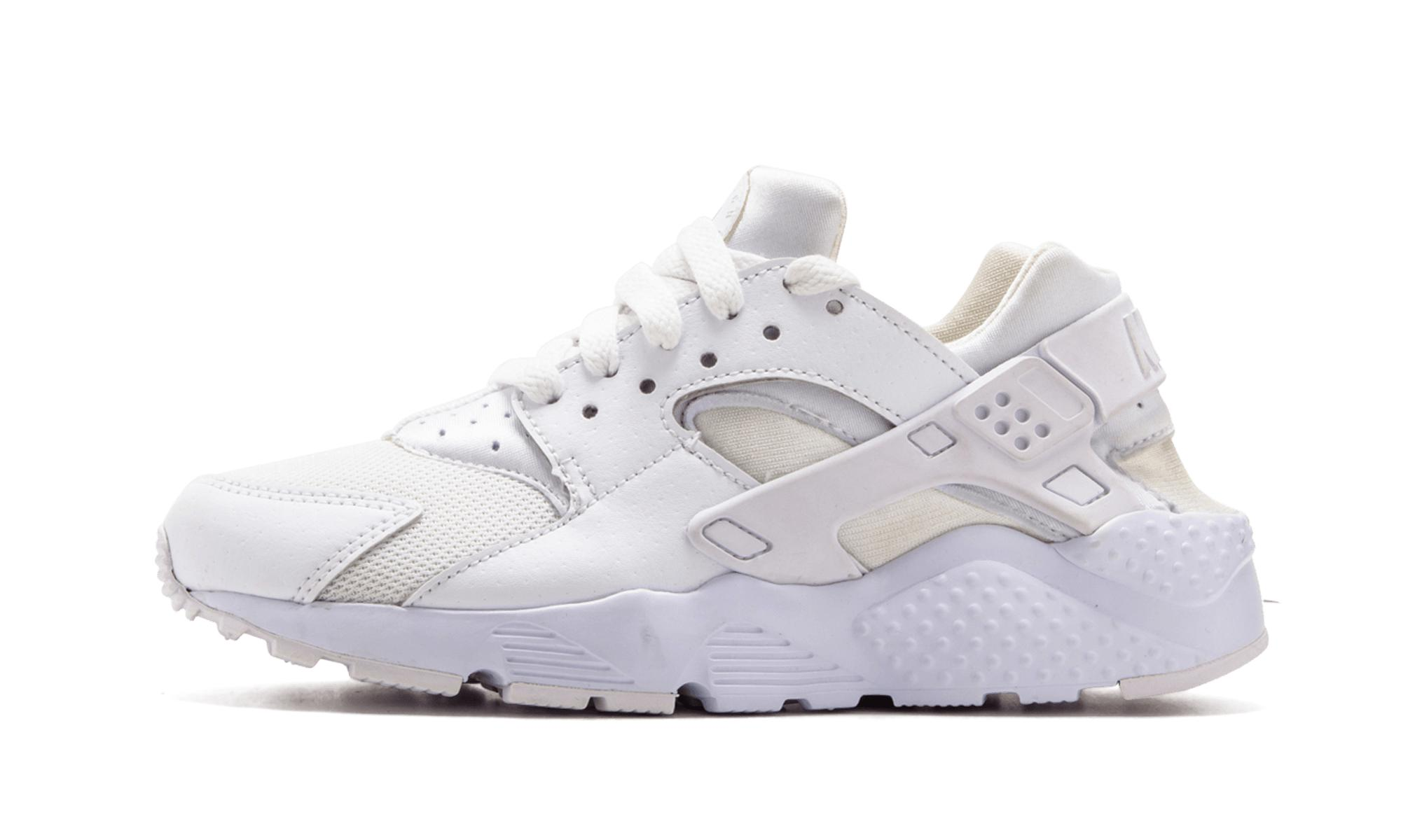 93041947cafd Nike Huarache Run (gs) in White for Men - Lyst