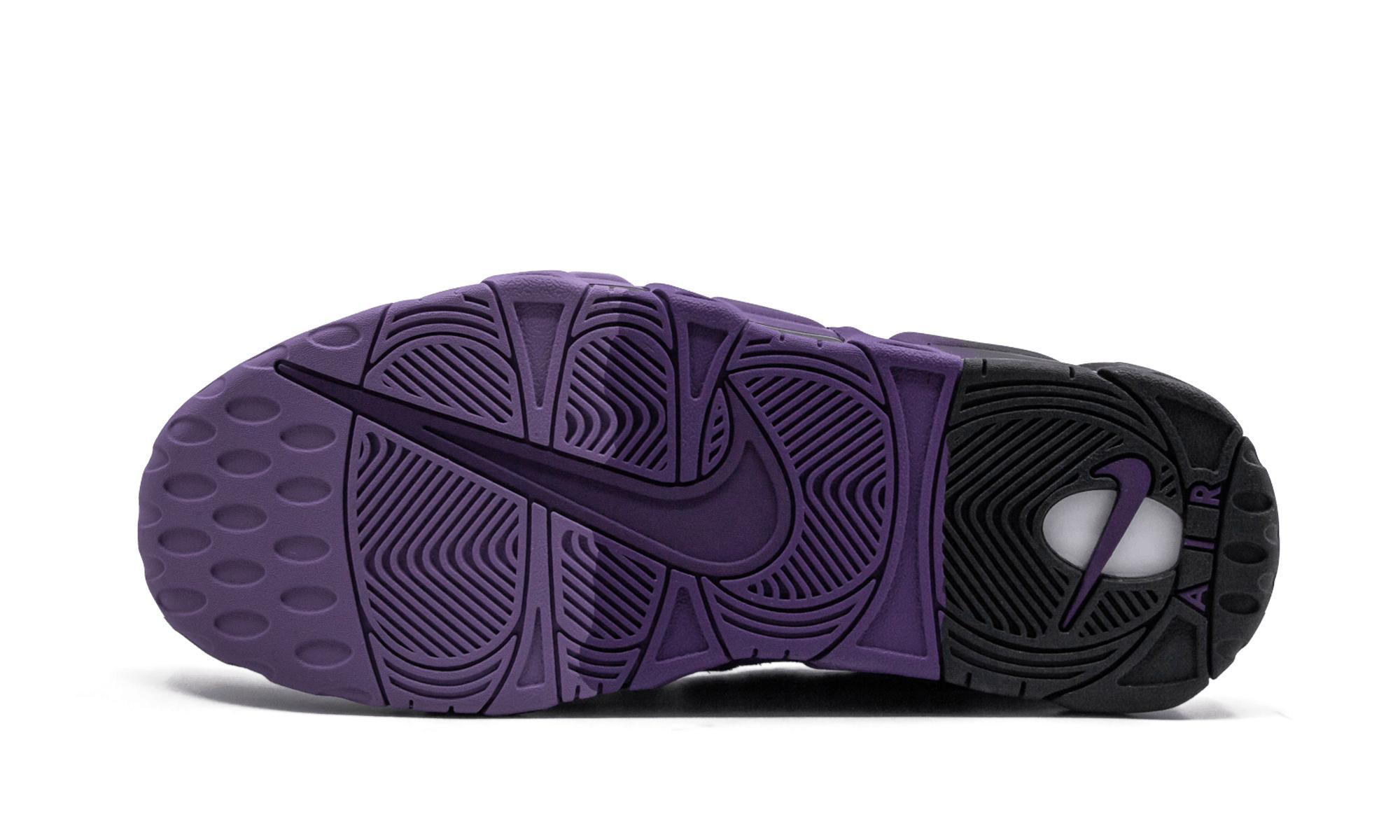 official photos 7445d 3a723 Nike - Purple Air More Money Qs Prpl for Men - Lyst. View fullscreen