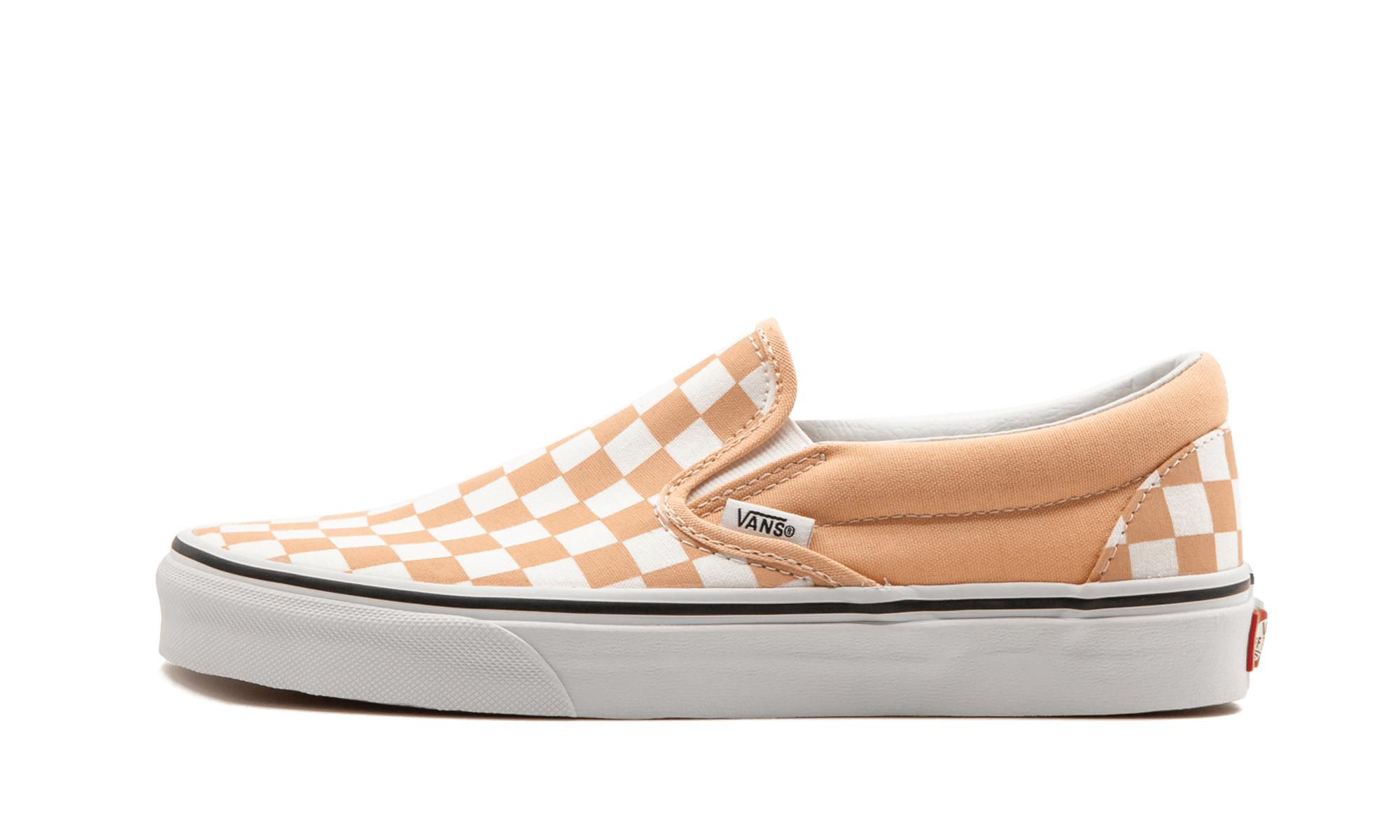Vans Classic Slip-on (checkerboard) for Men - Lyst 040ca7d91