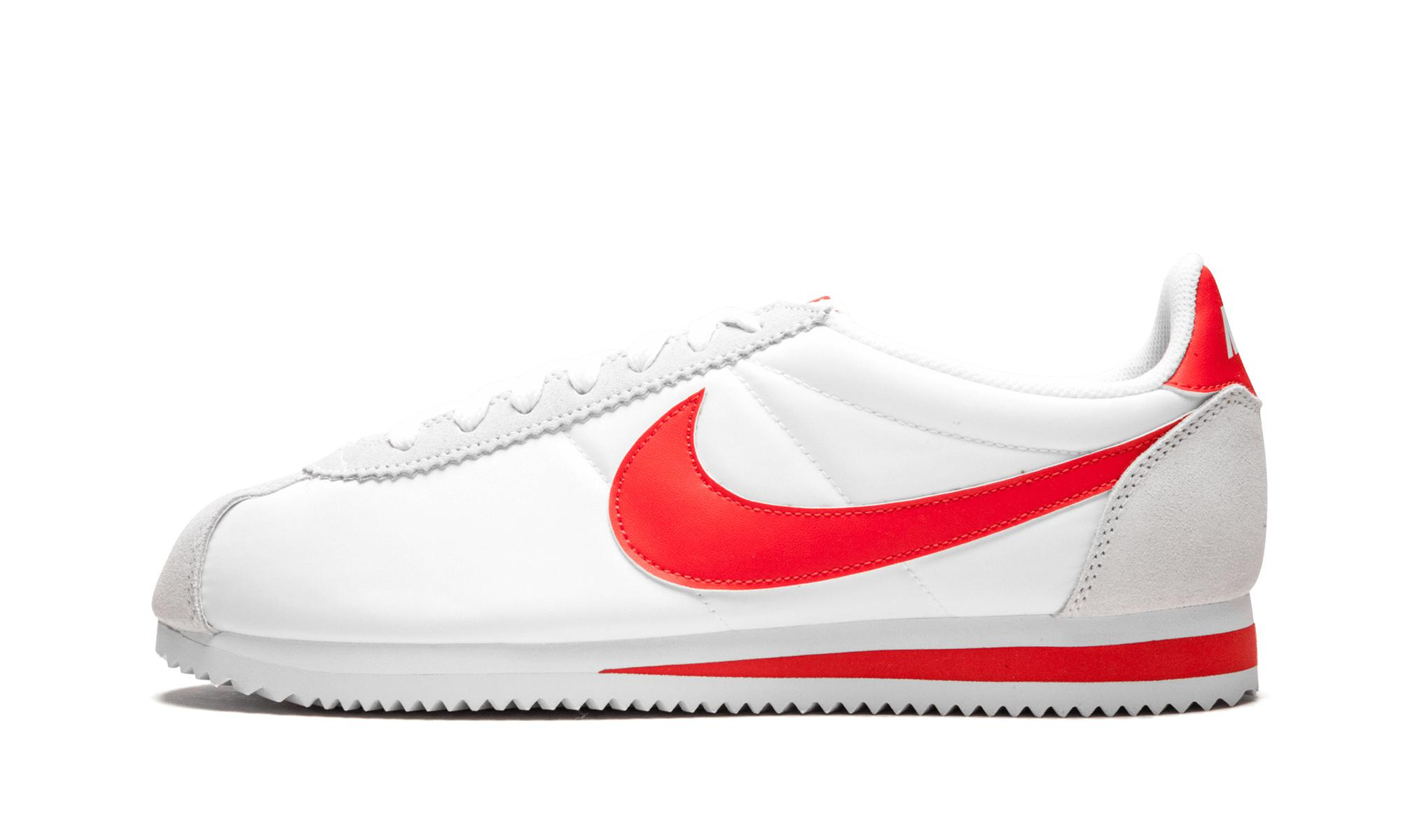 ac6b641aec13 Nike Classic Cortez Nylon in White for Men - Lyst