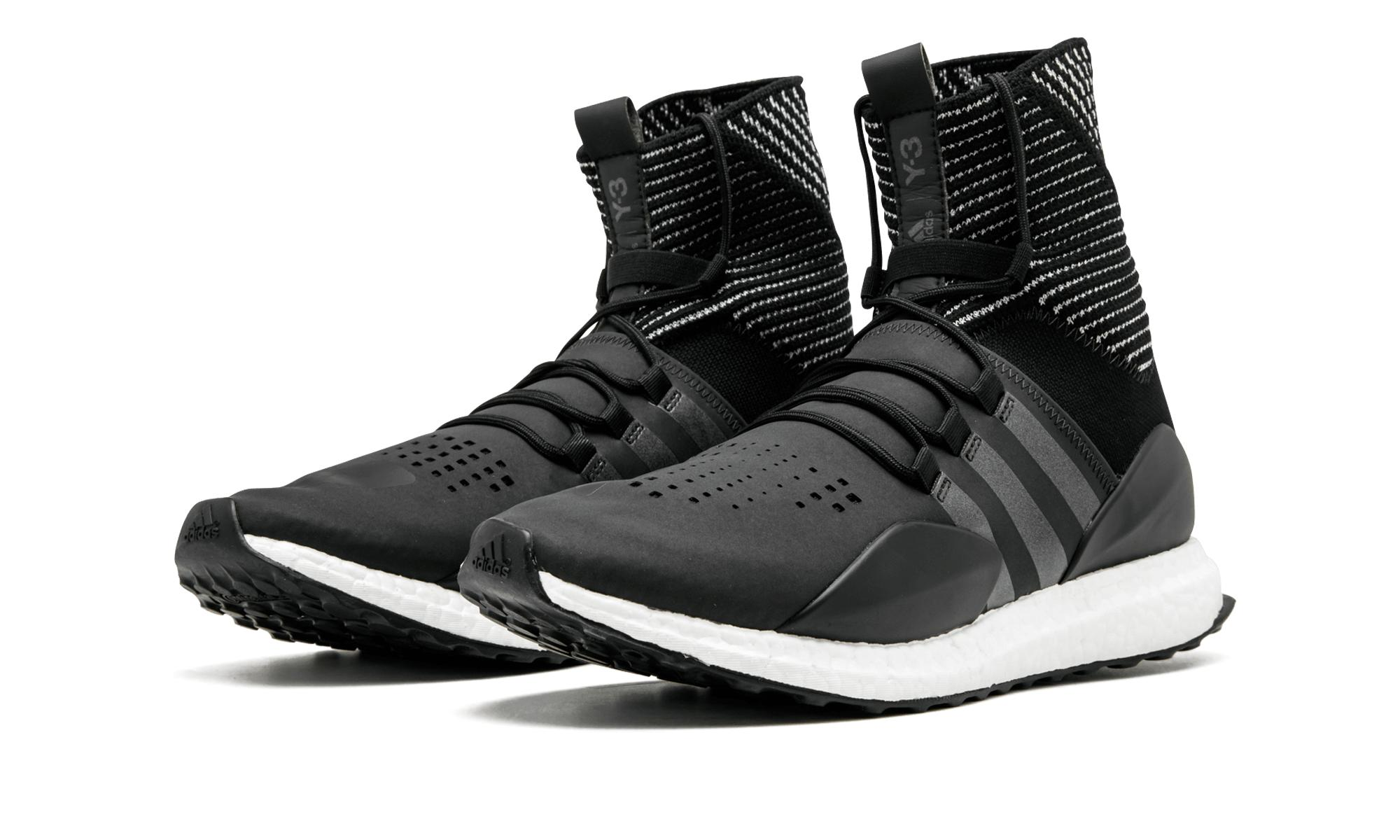 Lyst - adidas Y-3s Approach Reflect in Black for Men d352c054a