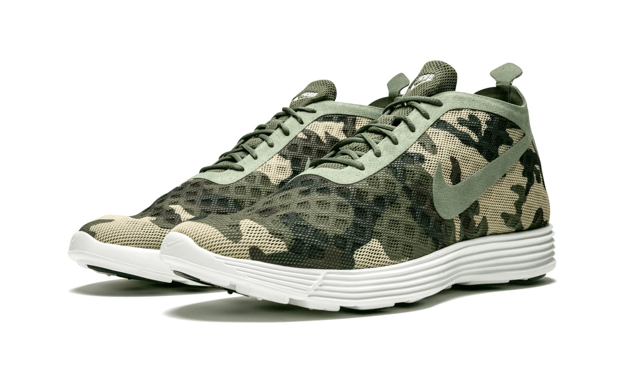 sale retailer 6d419 6a791 Lyst - Nike Lunar Rejuven8 Mid+ in Green for Men