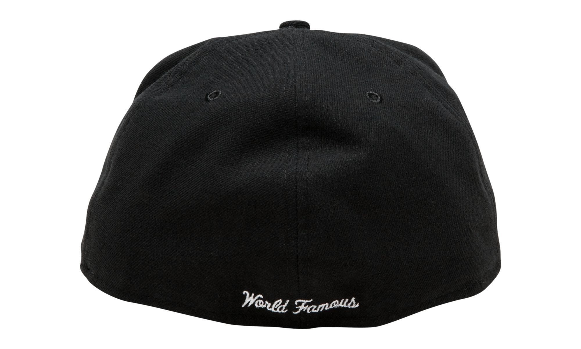896251decd2 Supreme Gore-tex New Era Fitted Cap in Black for Men - Lyst