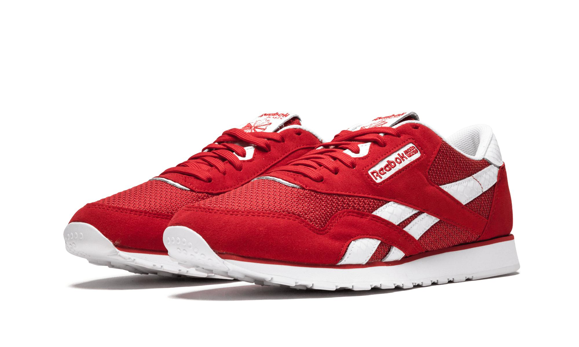 95431860850d9 Reebok Classic Nylon Bait X Yg in Red for Men - Lyst