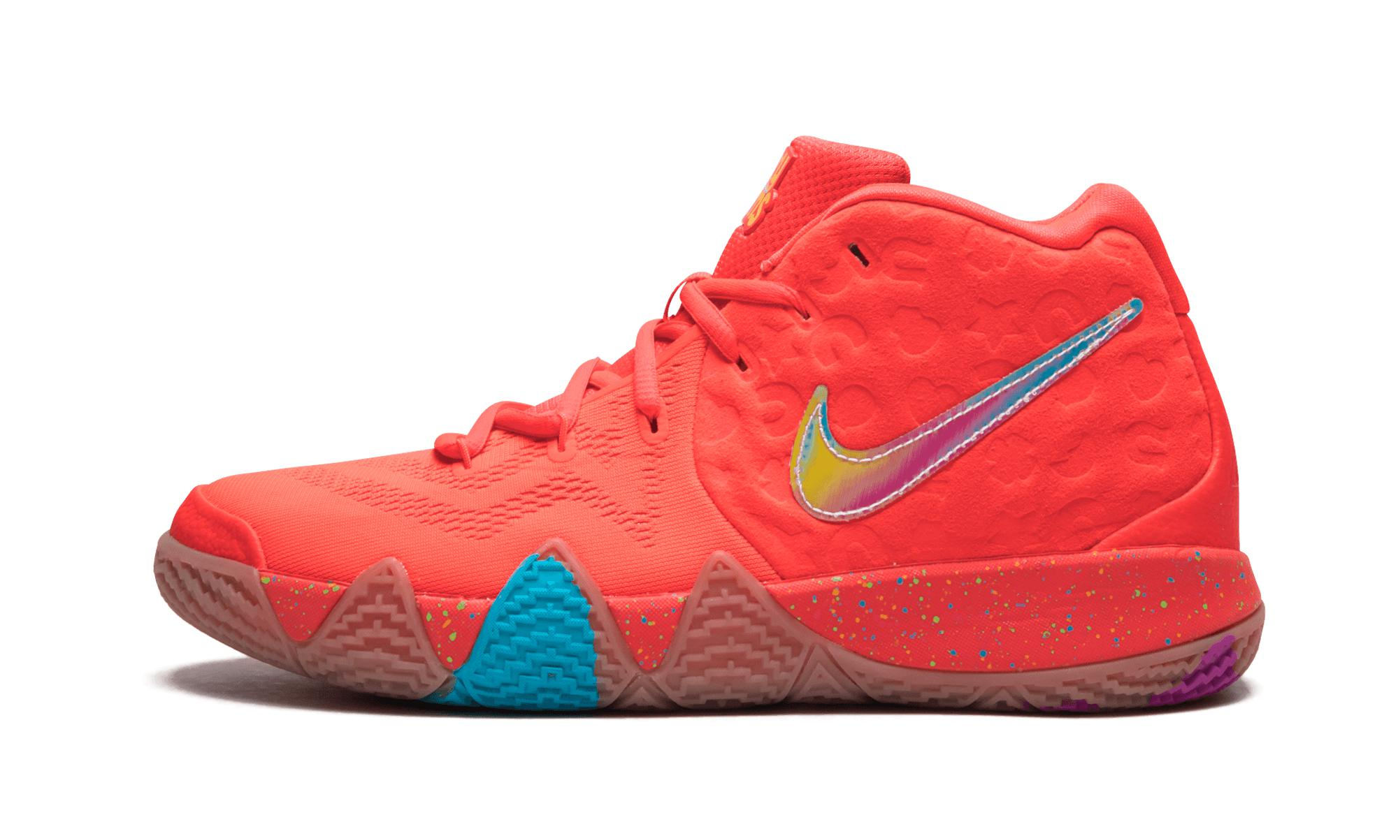6874326d29d Nike Kyrie 4 Lucky Charms (gs) in Red for Men - Save 75% - Lyst