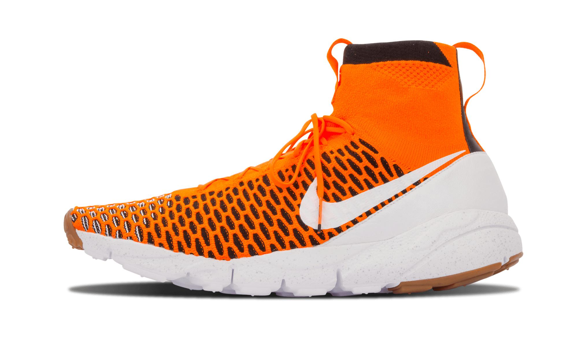 0de240063eea Lyst - Nike Air Footscape Magista Sp in Orange for Men - Save 29%