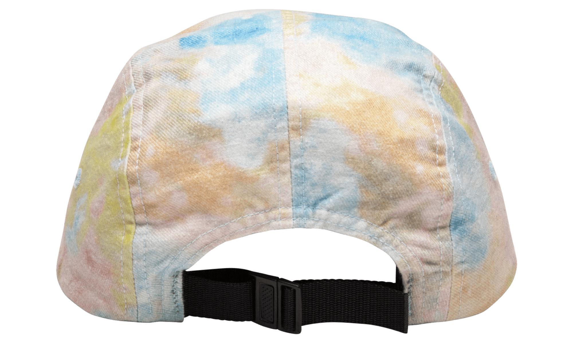 ba3fa98e543 Supreme - Blue Multicolor Denim Camp Cap for Men - Lyst. View fullscreen
