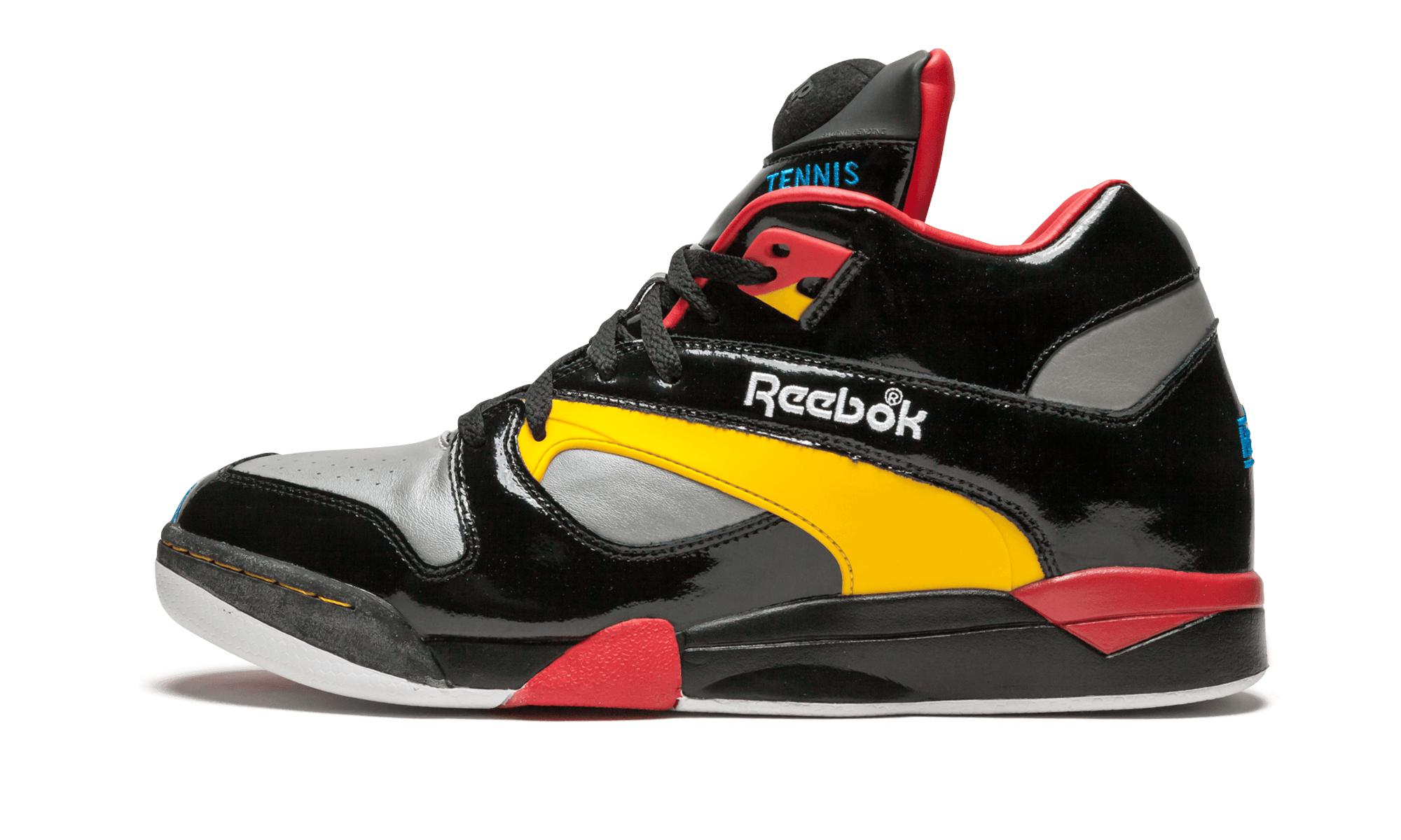 Reebok - Black Court Victory Pump for Men - Lyst. View fullscreen 1c7c8cb03cc3