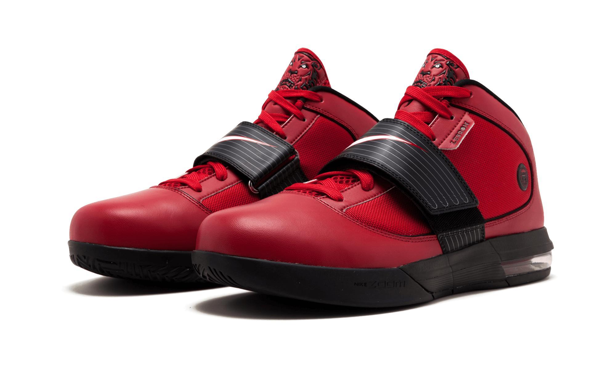 5c0268ac50b Nike - Red Zoom Lebron Soldier Iv Pe for Men - Lyst. View fullscreen