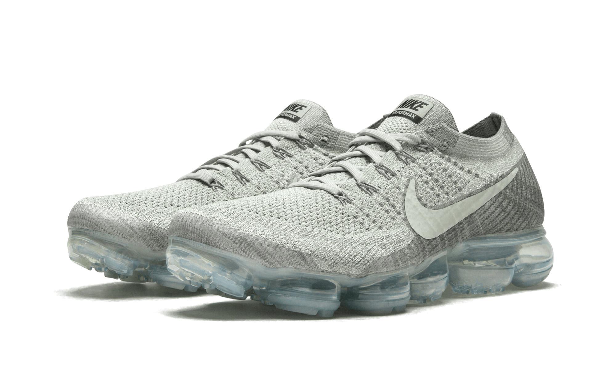 d1d2060433960 Nike - Gray Vapormax Flyknit for Men - Lyst. View fullscreen