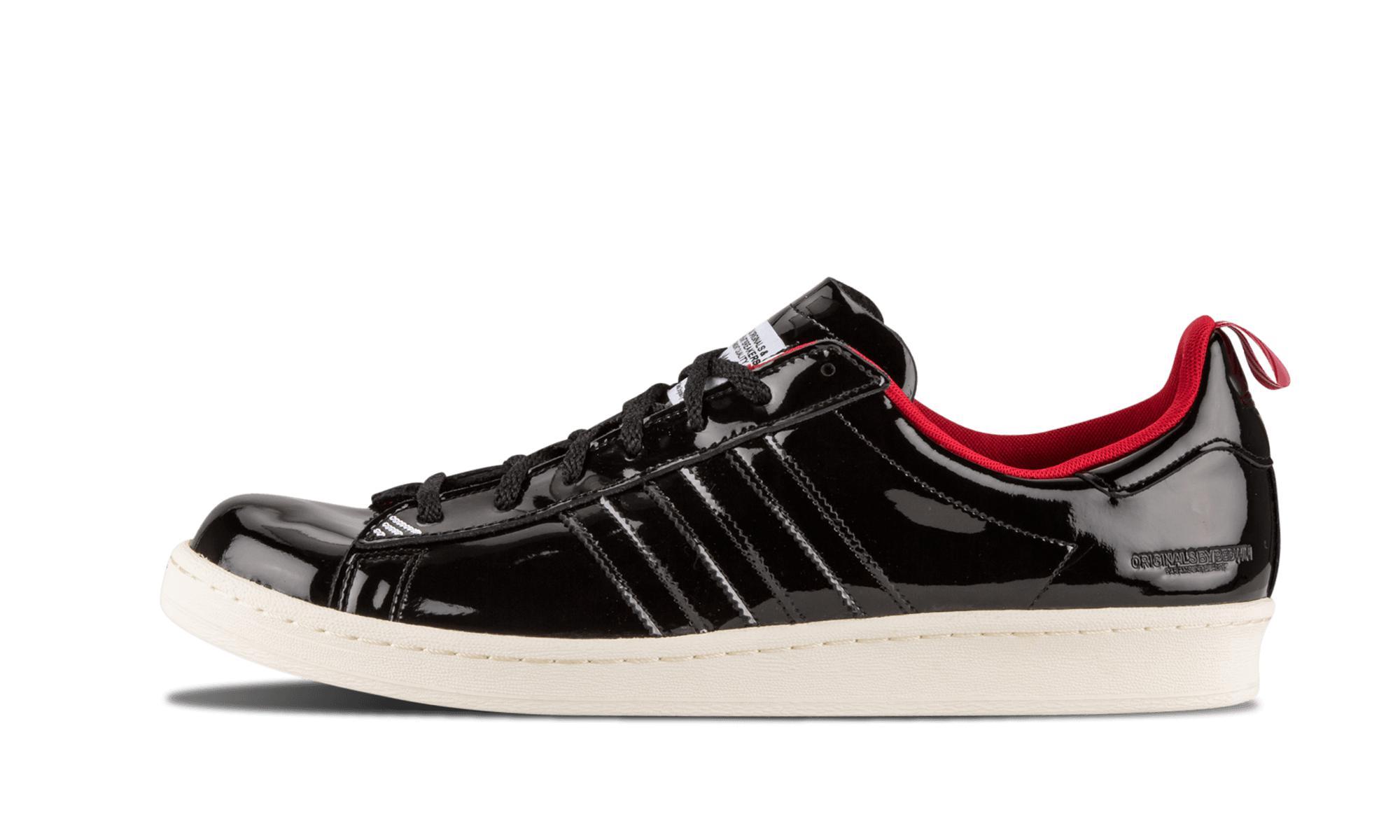 newest 108a3 d6ac3 adidas. Mens Black Bw Campus 80s