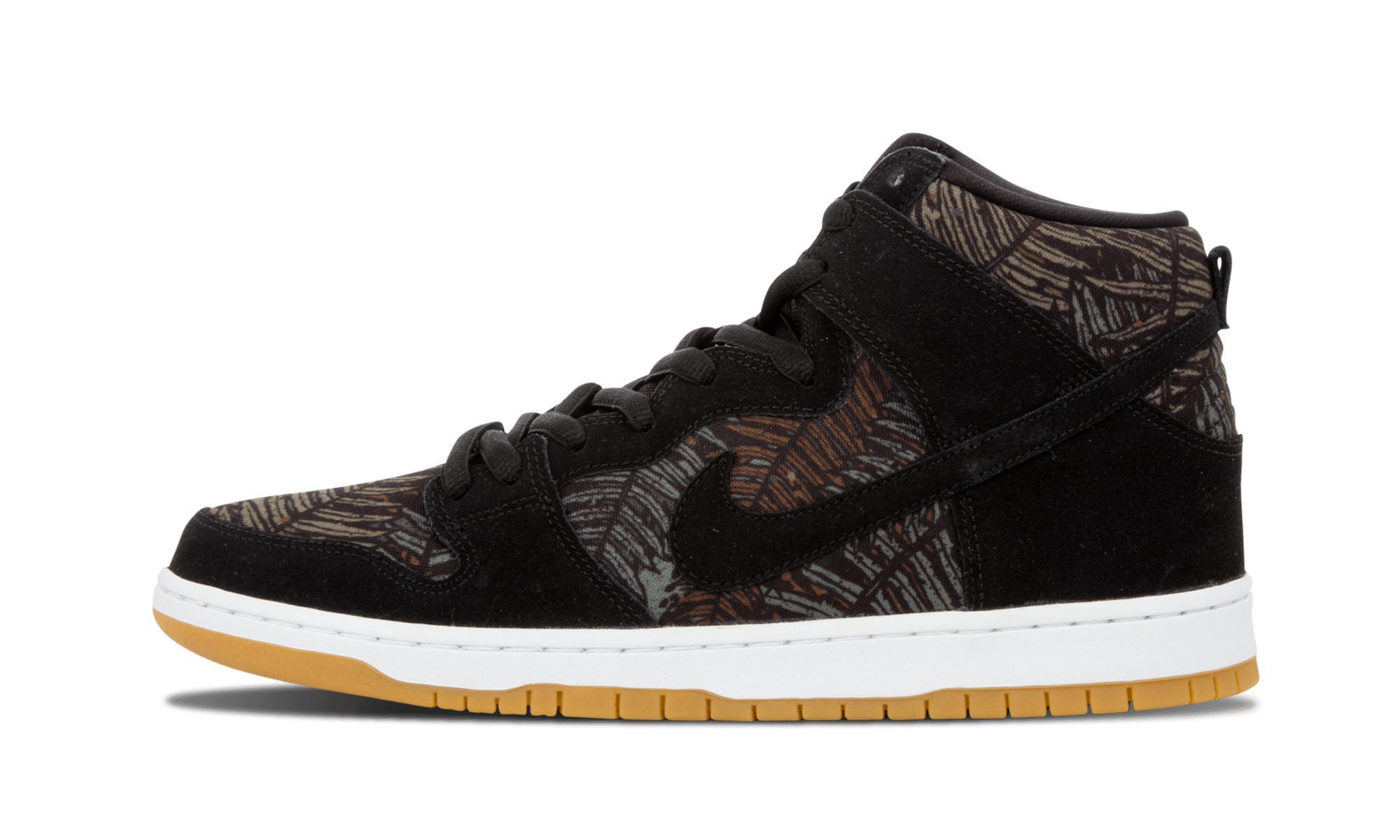 timeless design e7894 5335e Nike. Mens Black Dunk High Pro Sb