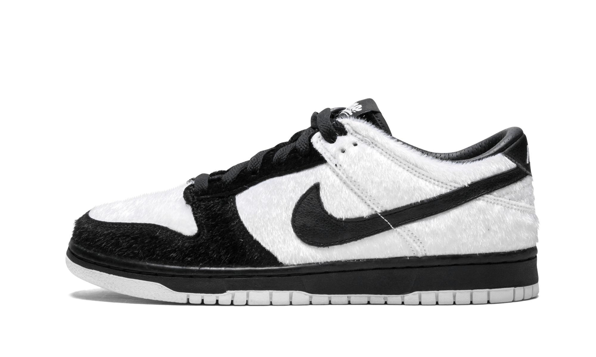 buy online d2753 8b957 Lyst - Nike Dunk Low Prm Qs Bg in White for Men