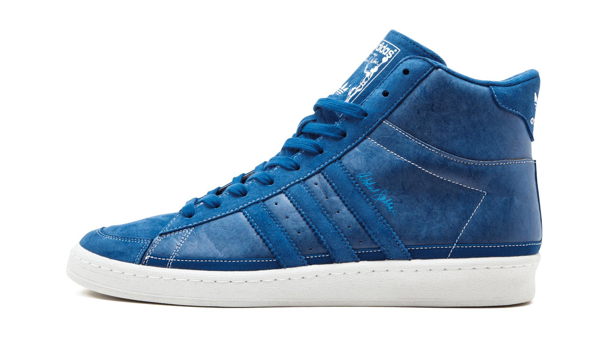 Lyst - adidas Jabbar Hi in Blue for Men a0cffa8a8