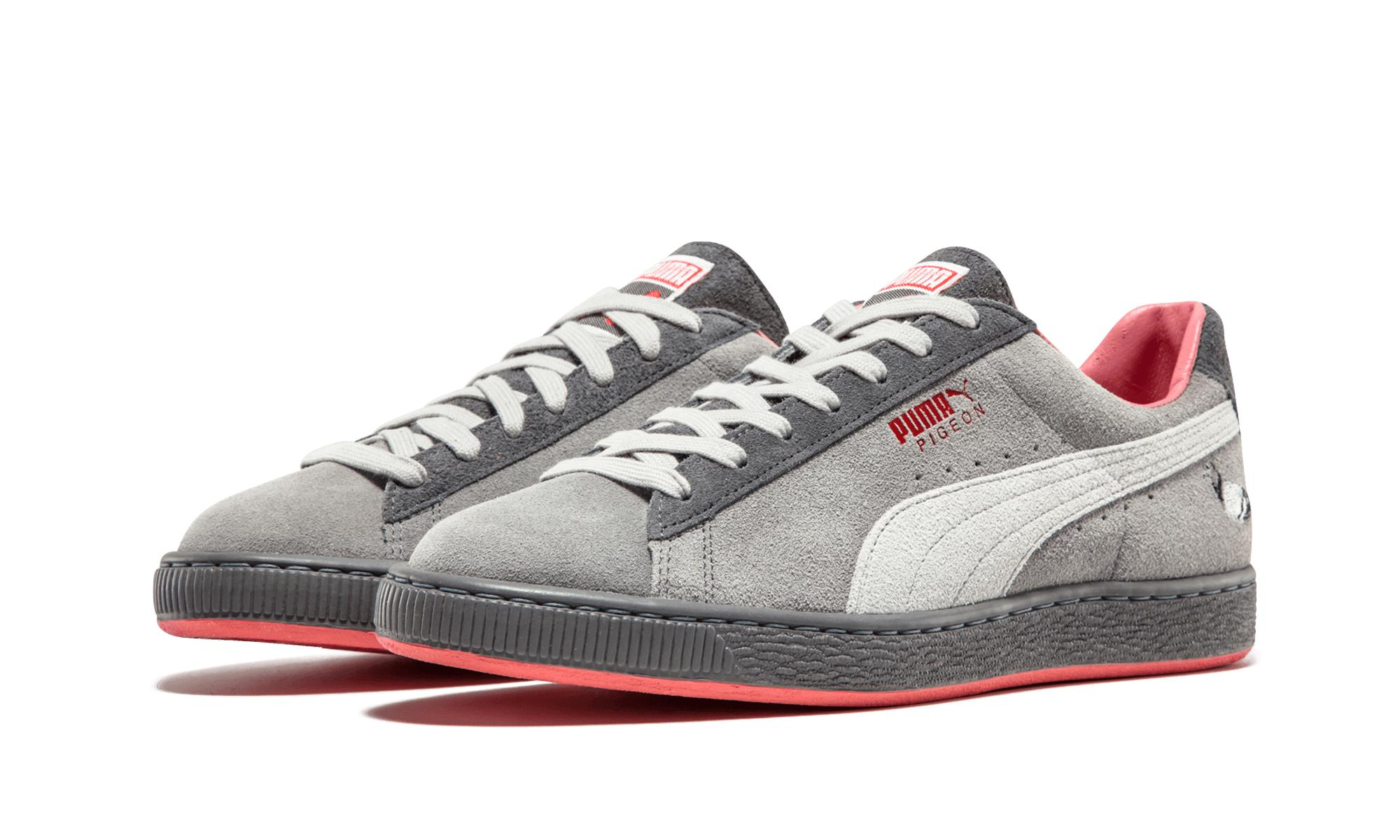 f28a326c2ad5 PUMA - Gray Suede X Staple for Men - Lyst. View fullscreen