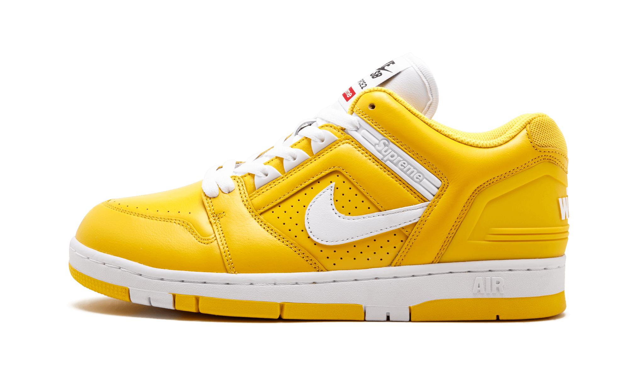 056aea9dc761 Lyst - Nike Sb Af2 Low in Yellow for Men - Save 38%