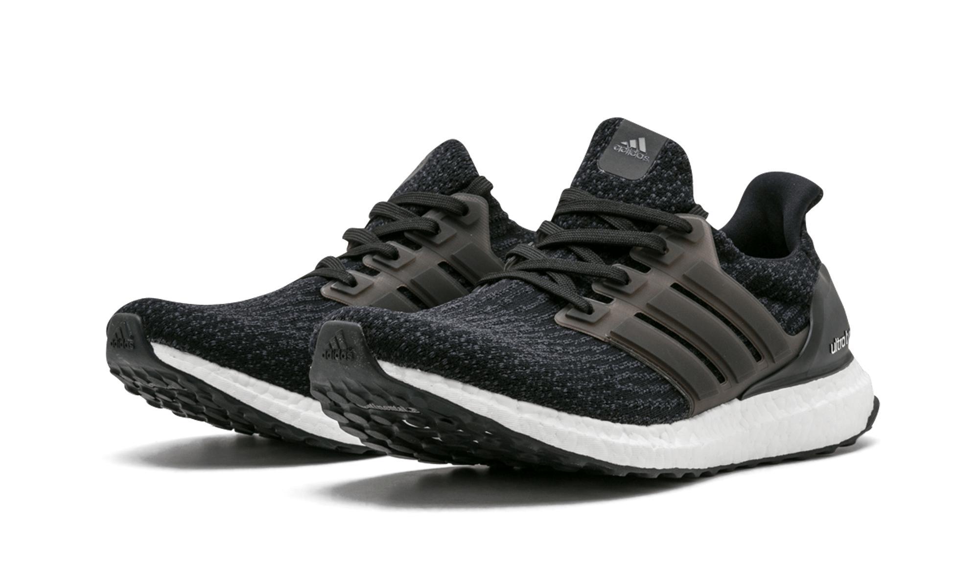 b5e549037dc9a Adidas - Black Ultraboost for Men - Lyst. View fullscreen