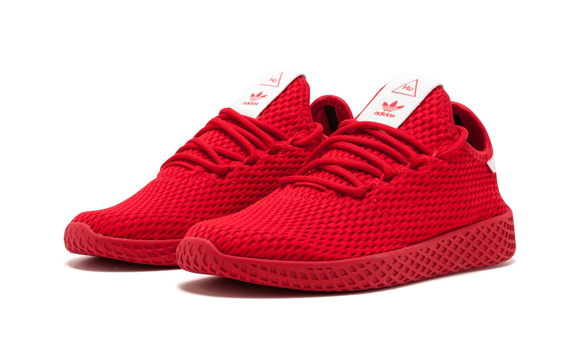 8ba4432da adidas Pw Tennis Hu Core Red in Red for Men - Save 53% - Lyst