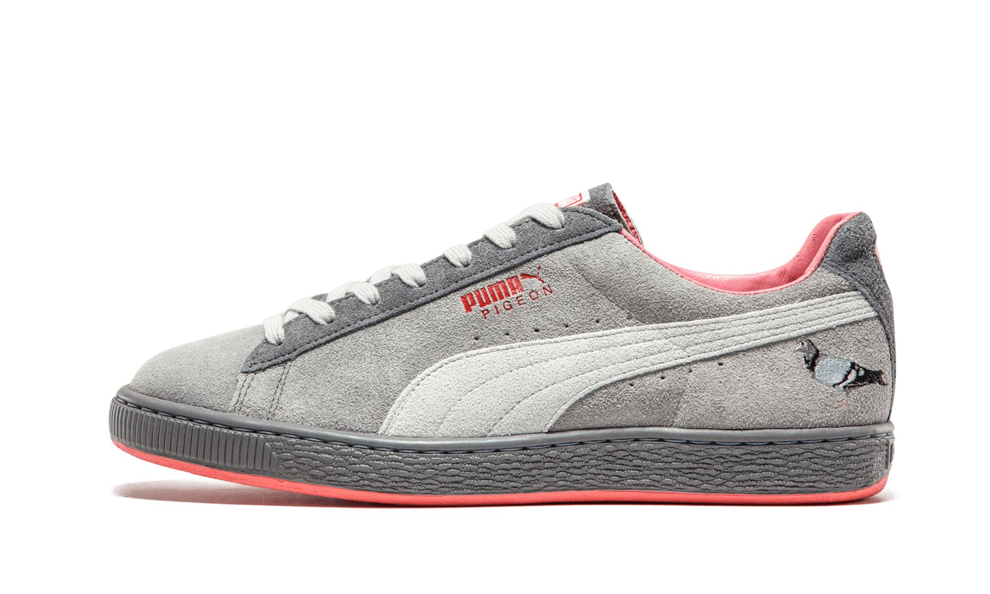 13a7ec51df1f PUMA Suede X Staple in Gray for Men - Save 5% - Lyst