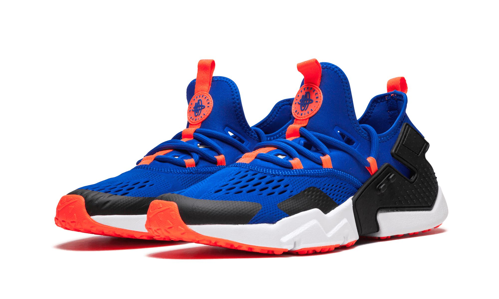 38f6ddc741da1 ... closeout lyst nike air huarache drift br in blue for men f4f06 6aea5