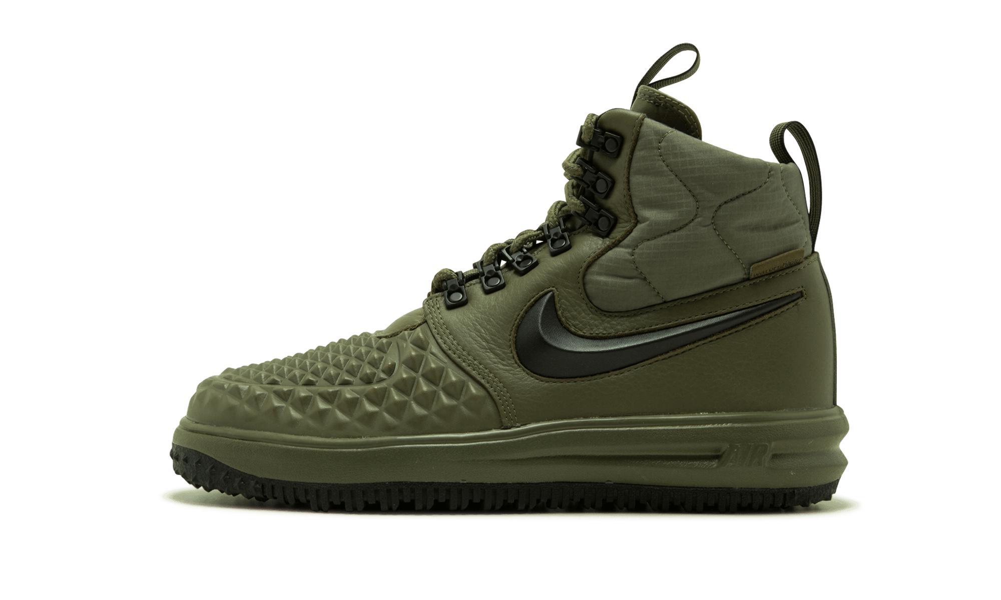 0094136f57fd Lyst - Nike Lunar Force 1 Duckboot  17 in Green for Men
