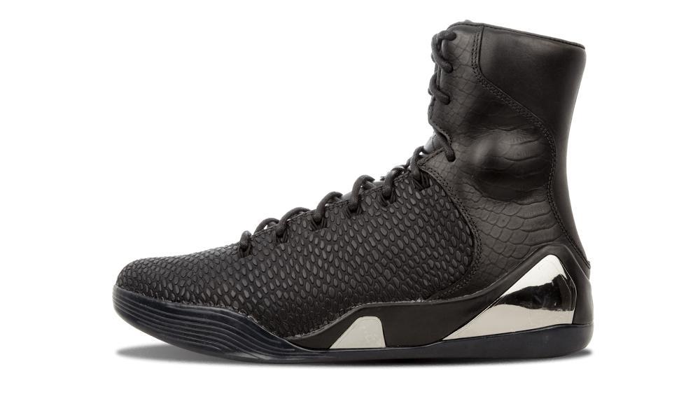 buy online e32a3 b2699 Nike. Men s Black Kobe 9 High Krm ...