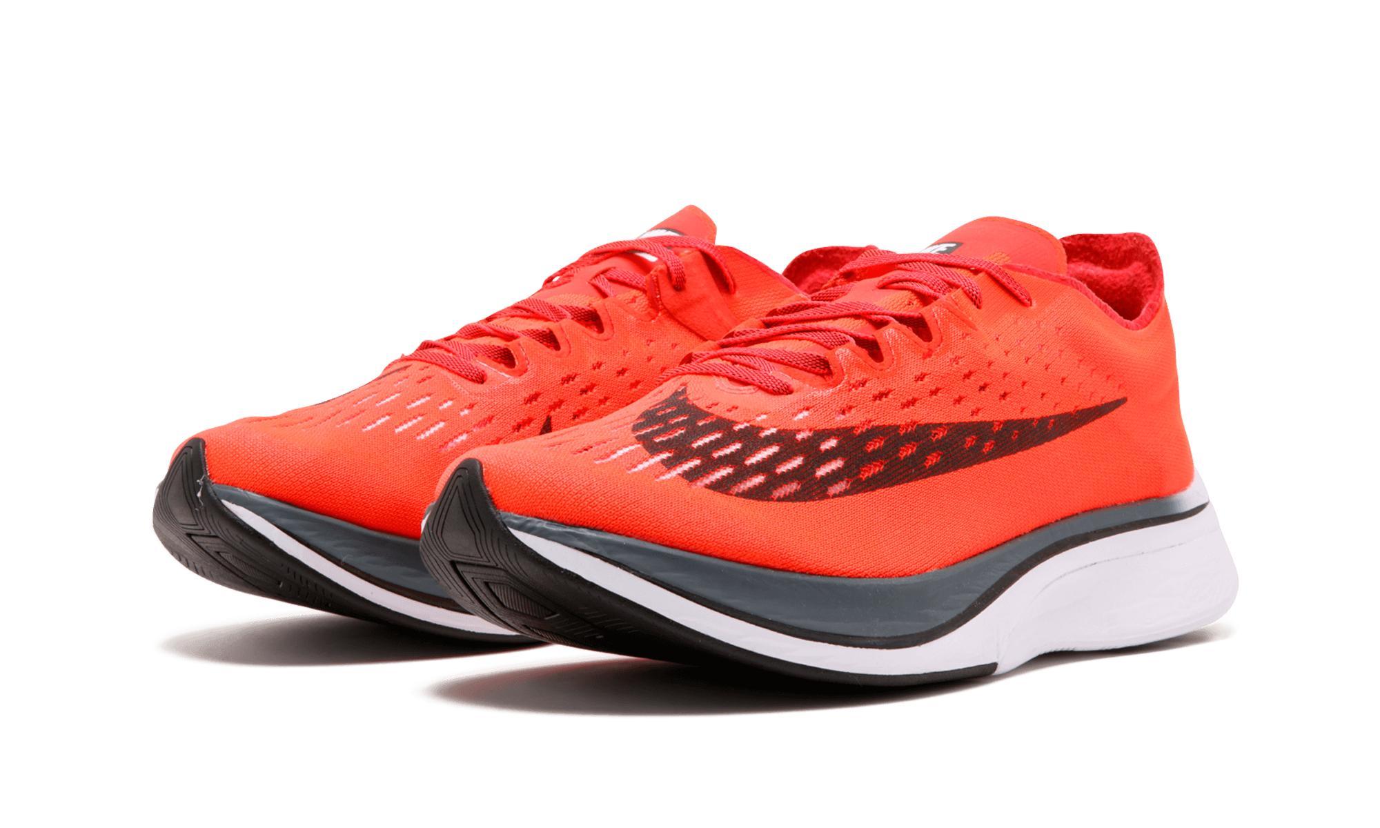 50d8c6558aaae Nike - Red Zoom Vaporfly 4% for Men - Lyst. View fullscreen