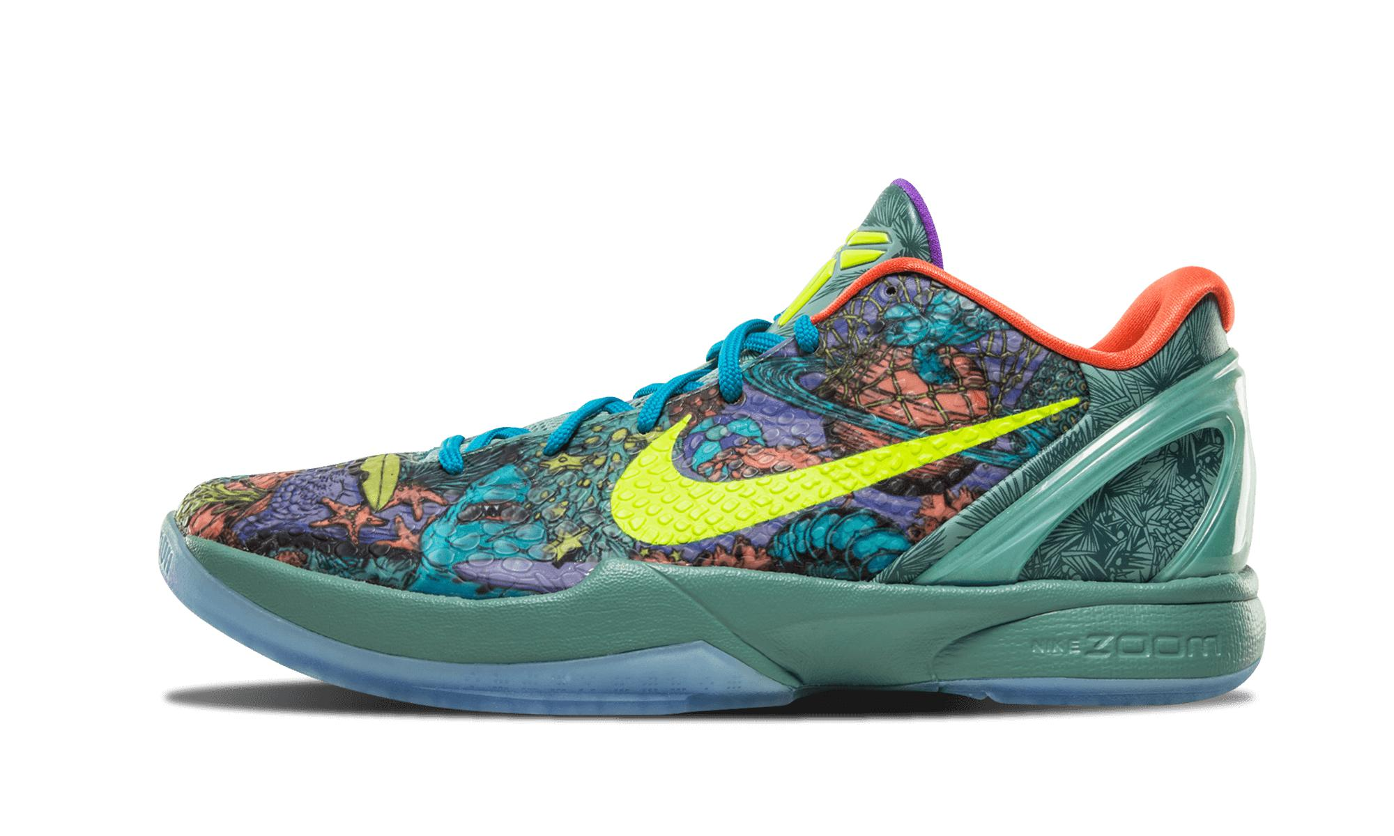 a4ab997bb126f0 Nike Zoom Kobe 6 Prelude in Blue for Men - Save 5% - Lyst