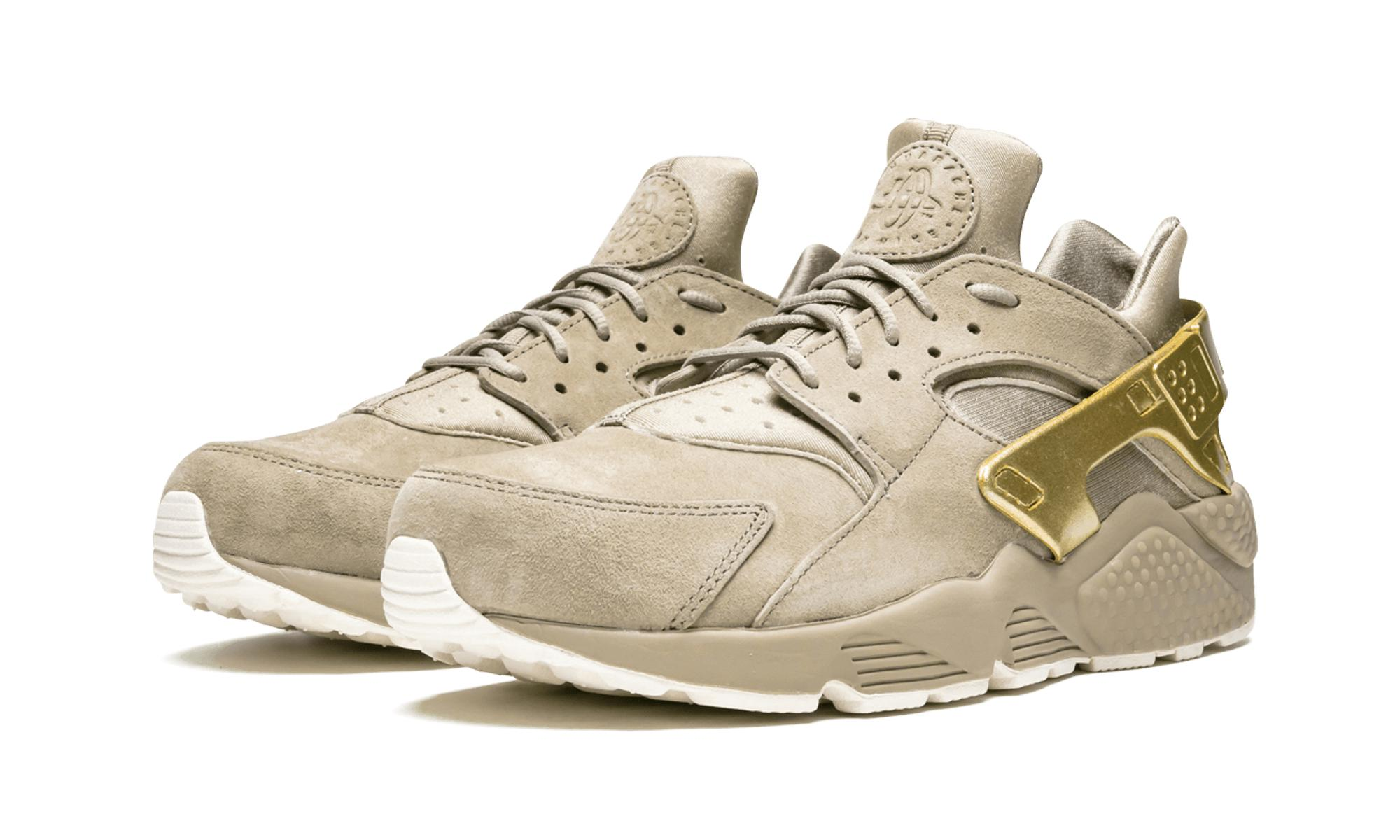ef5160ca783 Nike - Natural Air Huarache Run Prm for Men - Lyst. View fullscreen