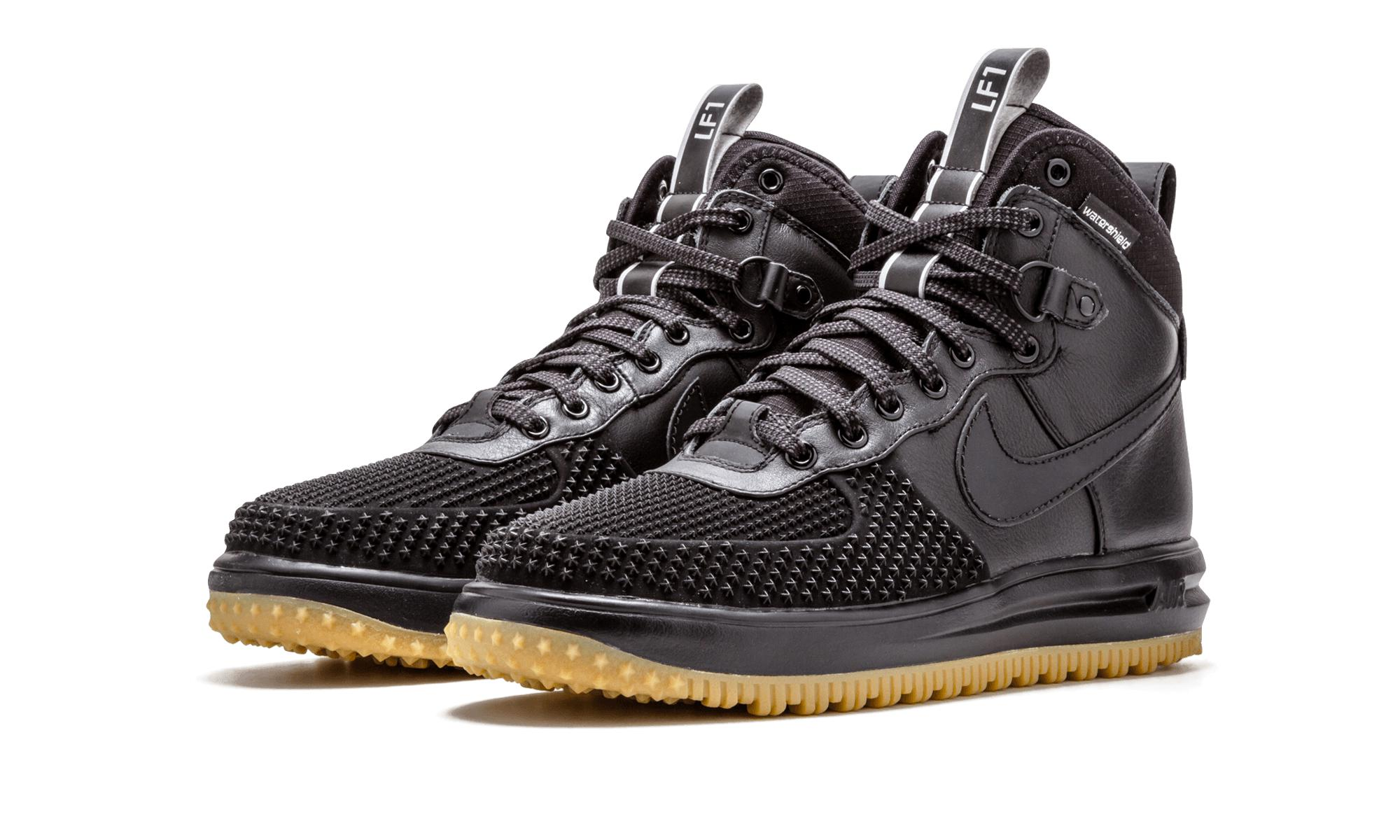 uk availability d9371 a37e6 Nike - Black Lunar Force 1 Duckboot for Men - Lyst. View fullscreen