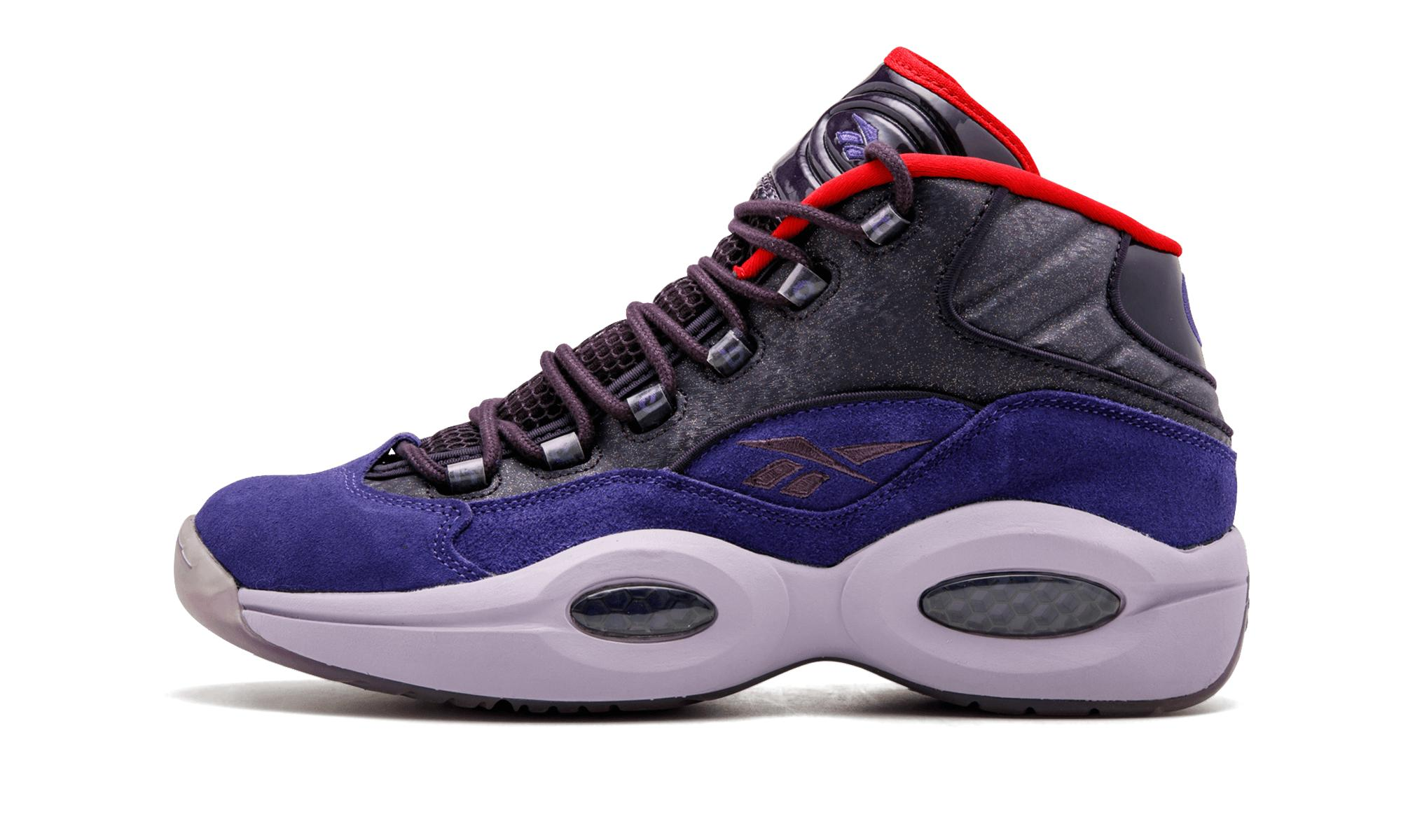 0f8a3566888 Lyst - Reebok Question Mid for Men