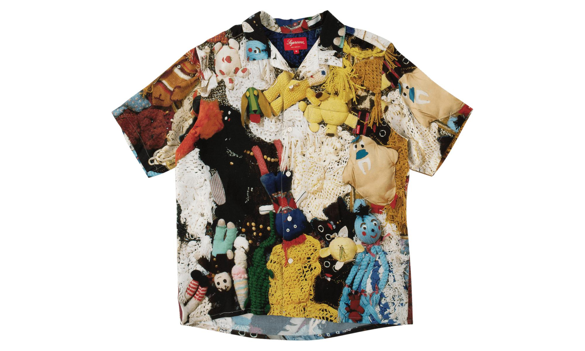 c2d204a35bca Supreme - Multicolor More Love Hours Rayon Shirt for Men - Lyst. View  fullscreen