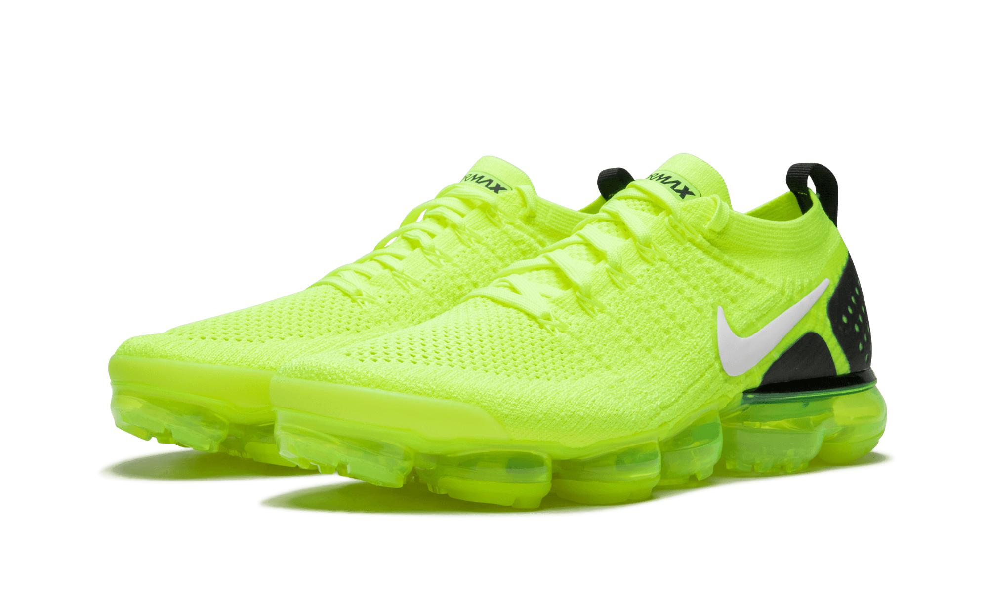 3d547ec993ba Nike - Green Air Vapormax Flyknit 2 for Men - Lyst. View fullscreen