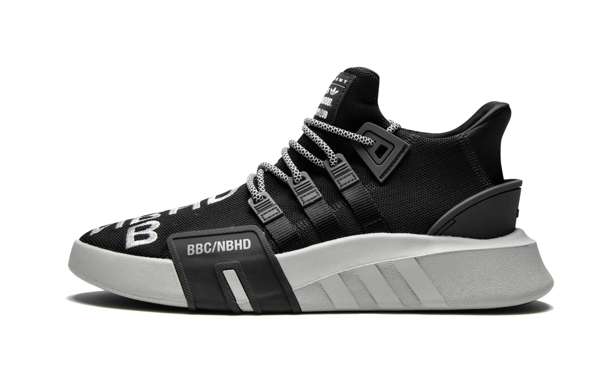 adidas Eqt Bask Adv Nbhd in Black for Men - Lyst 99f02fe6c