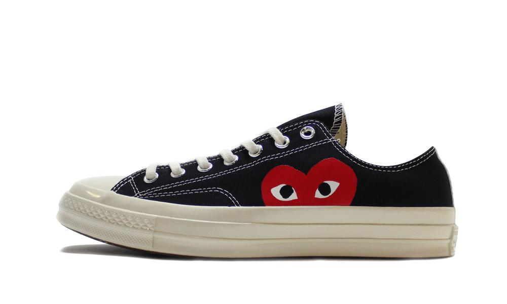 530a68d692 Converse X Cdg in Black for Men - Lyst