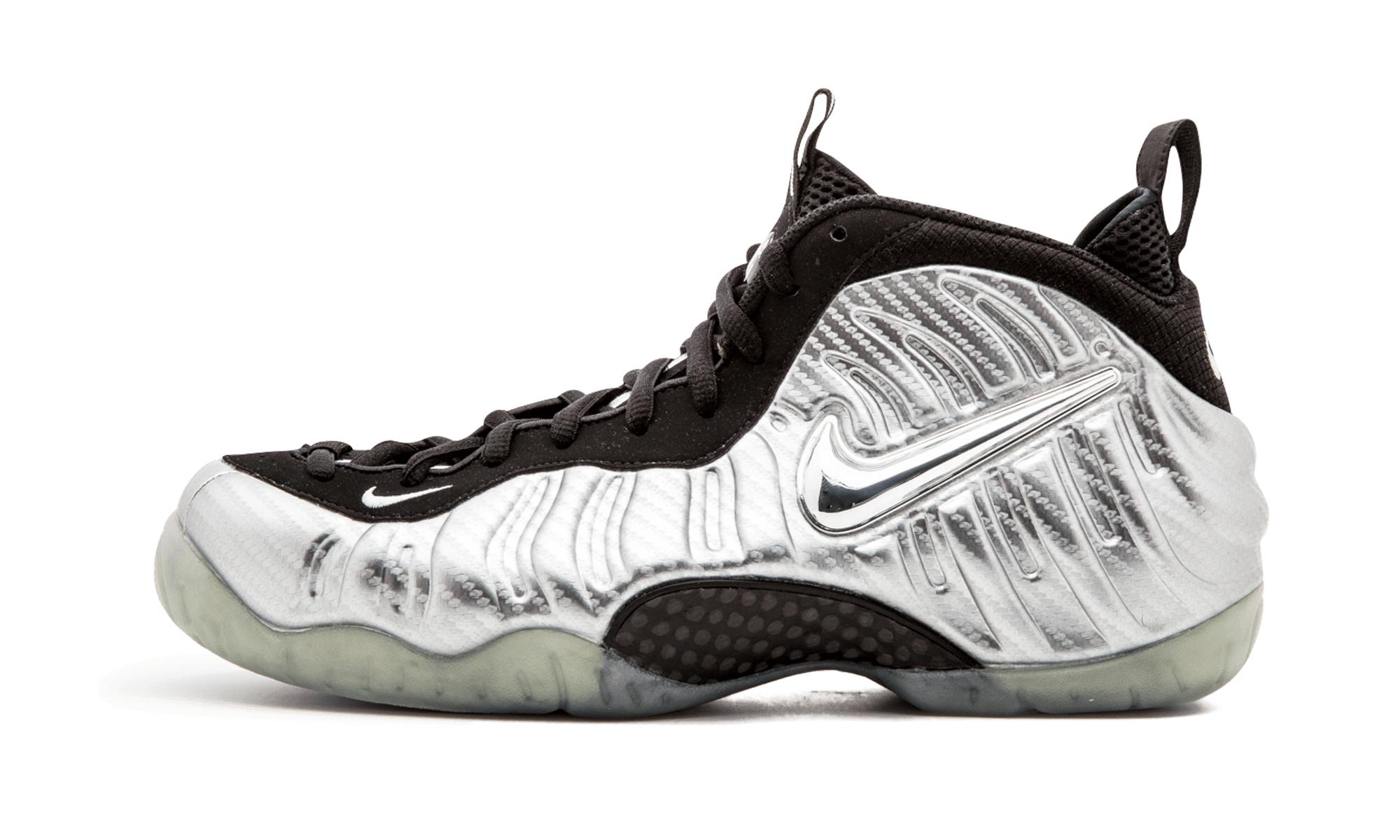 0b109658f8868 Nike Air Foamposite Pro Basketball Shoe 8 Us in Metallic for Men - Lyst