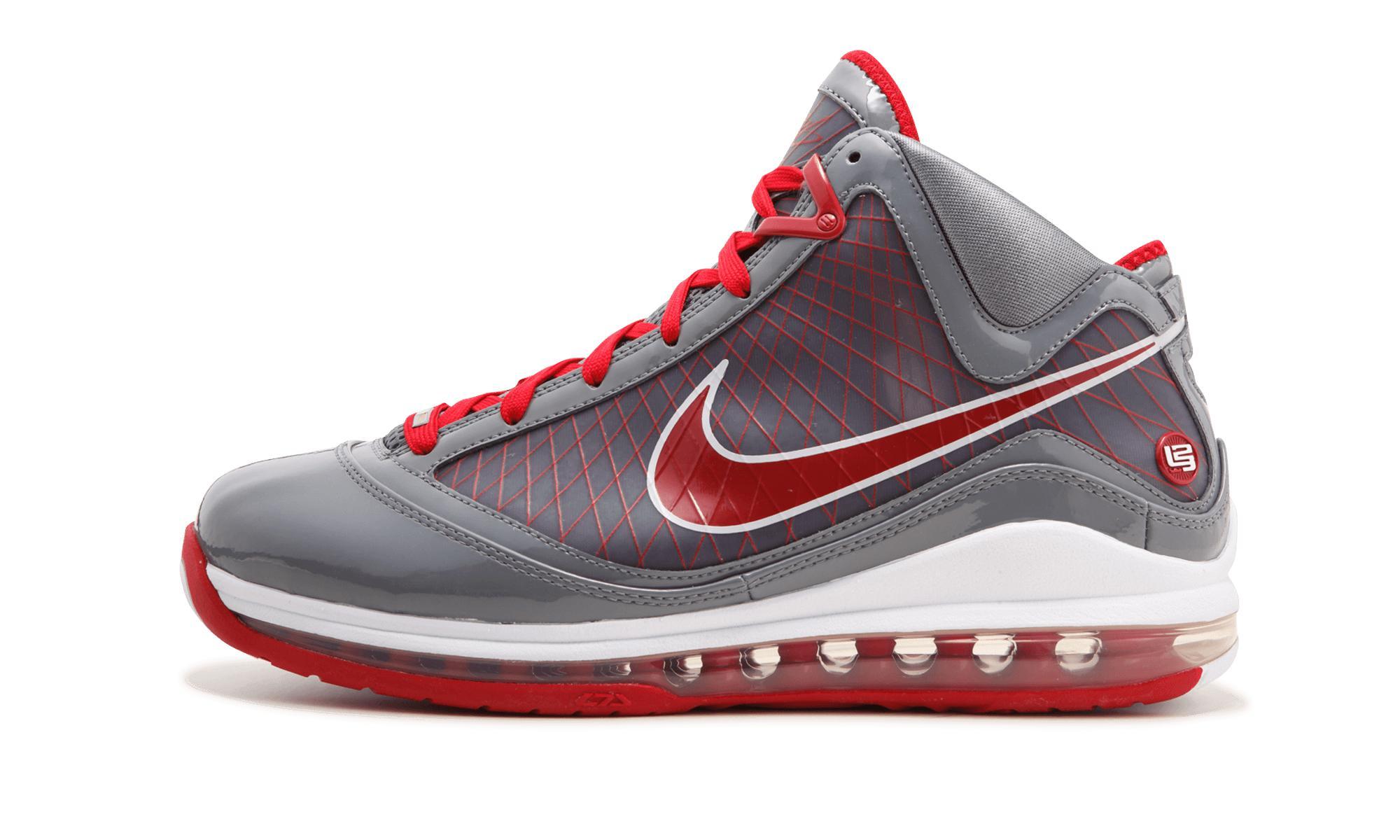 a31d90ad0f5 Nike Air Max Lebron 7 Tb in Red for Men - Save 5% - Lyst