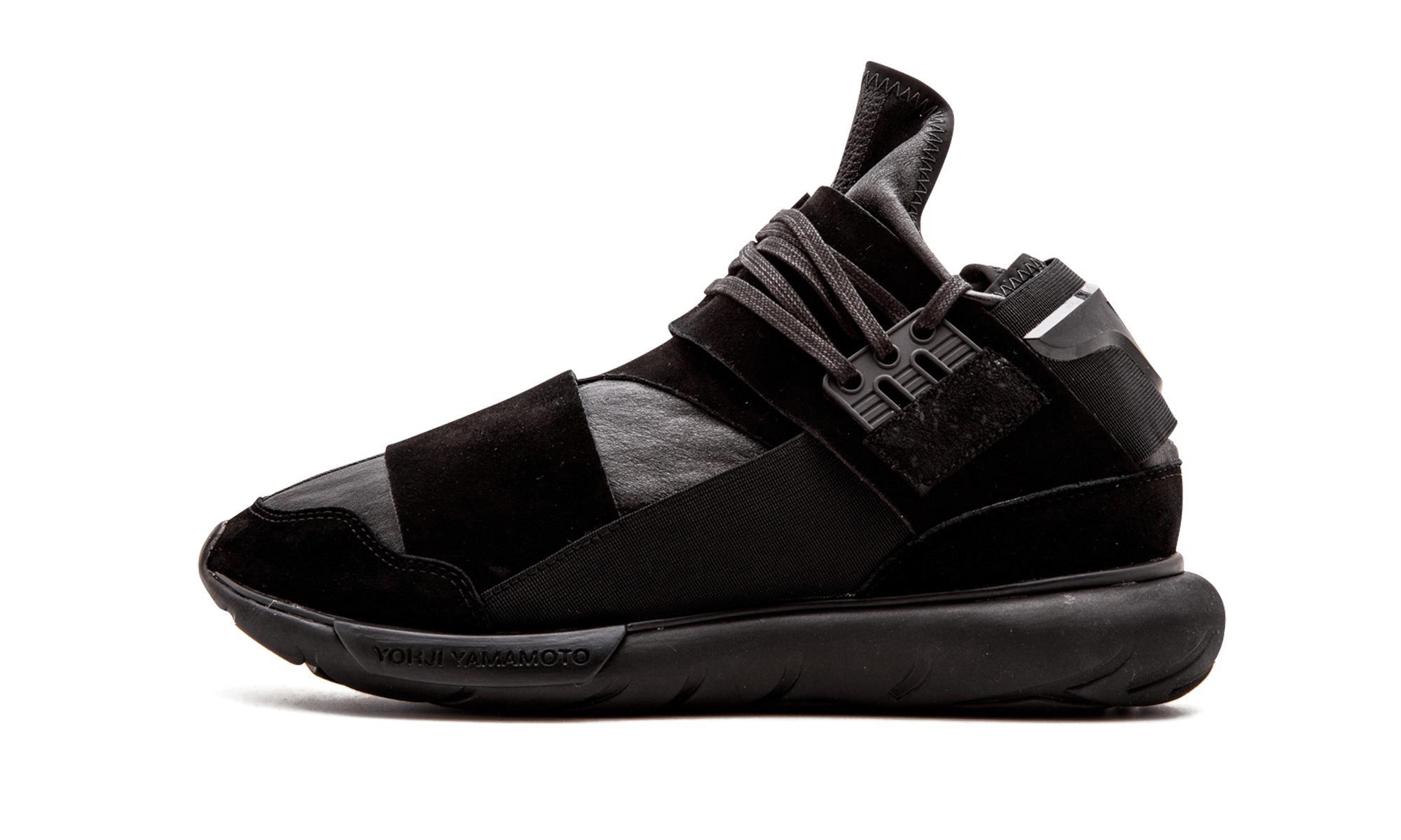 5fde1704b adidas Y-3 Qasa High in Black for Men - Lyst