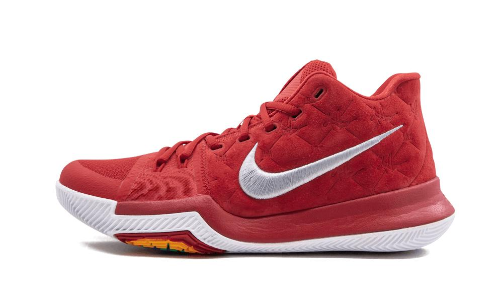 huge selection of a8f60 4cfa8 Men's Red Kyrie 3 - Size 9