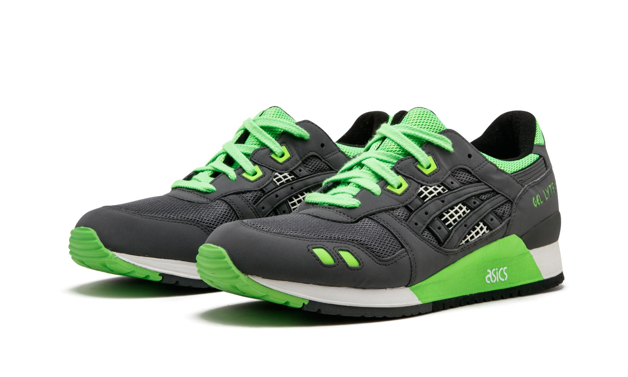 Asics - Green Gel-lyte Iii for Men - Lyst. View fullscreen a2240bee0f0e