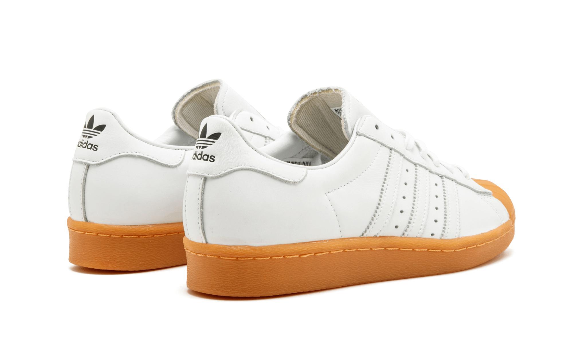 Lyst adidas superstar degli anni '80 - in bianco per gli uomini.