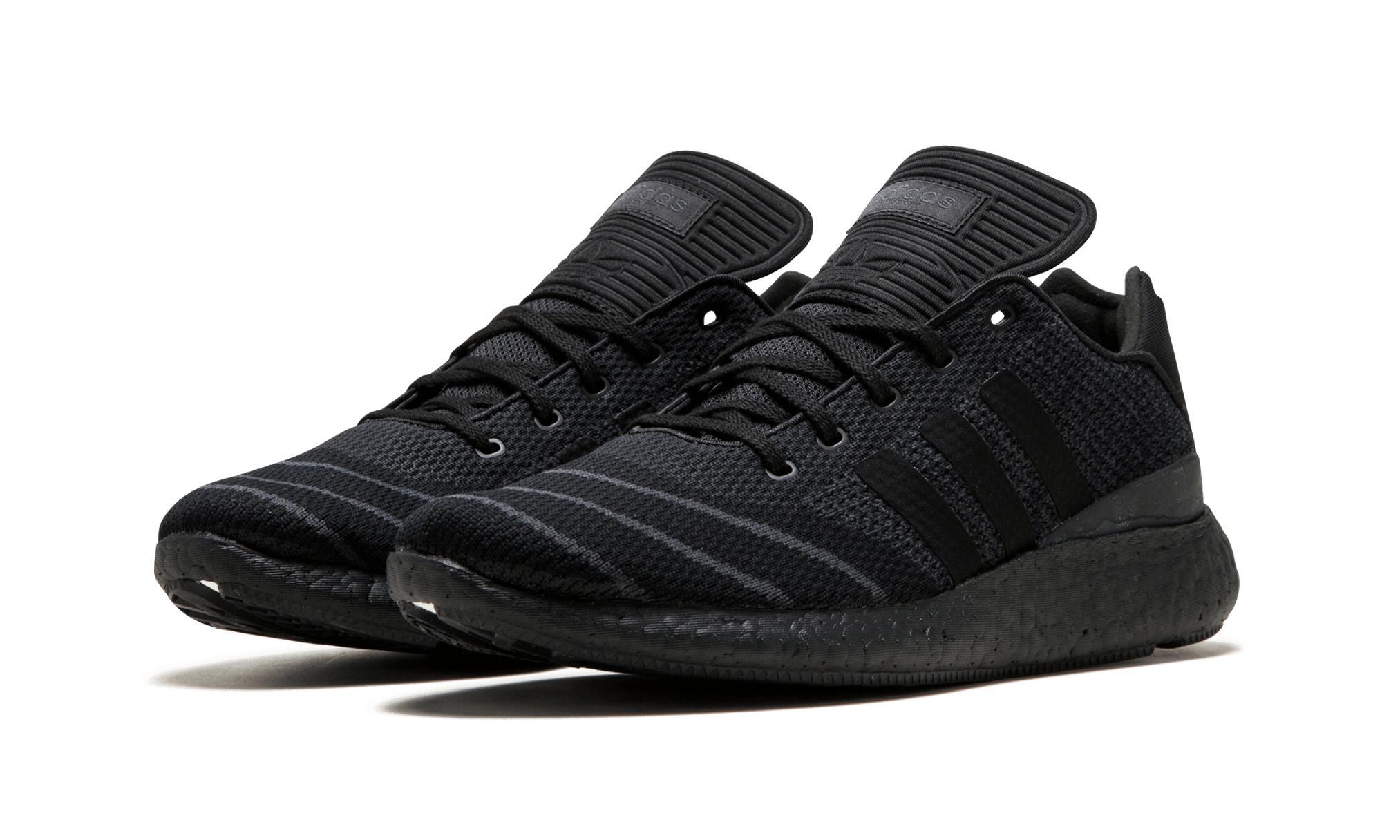 reputable site cc8f8 ab863 Adidas - Black Busenitz Pure Boost Pk for Men - Lyst. View fullscreen