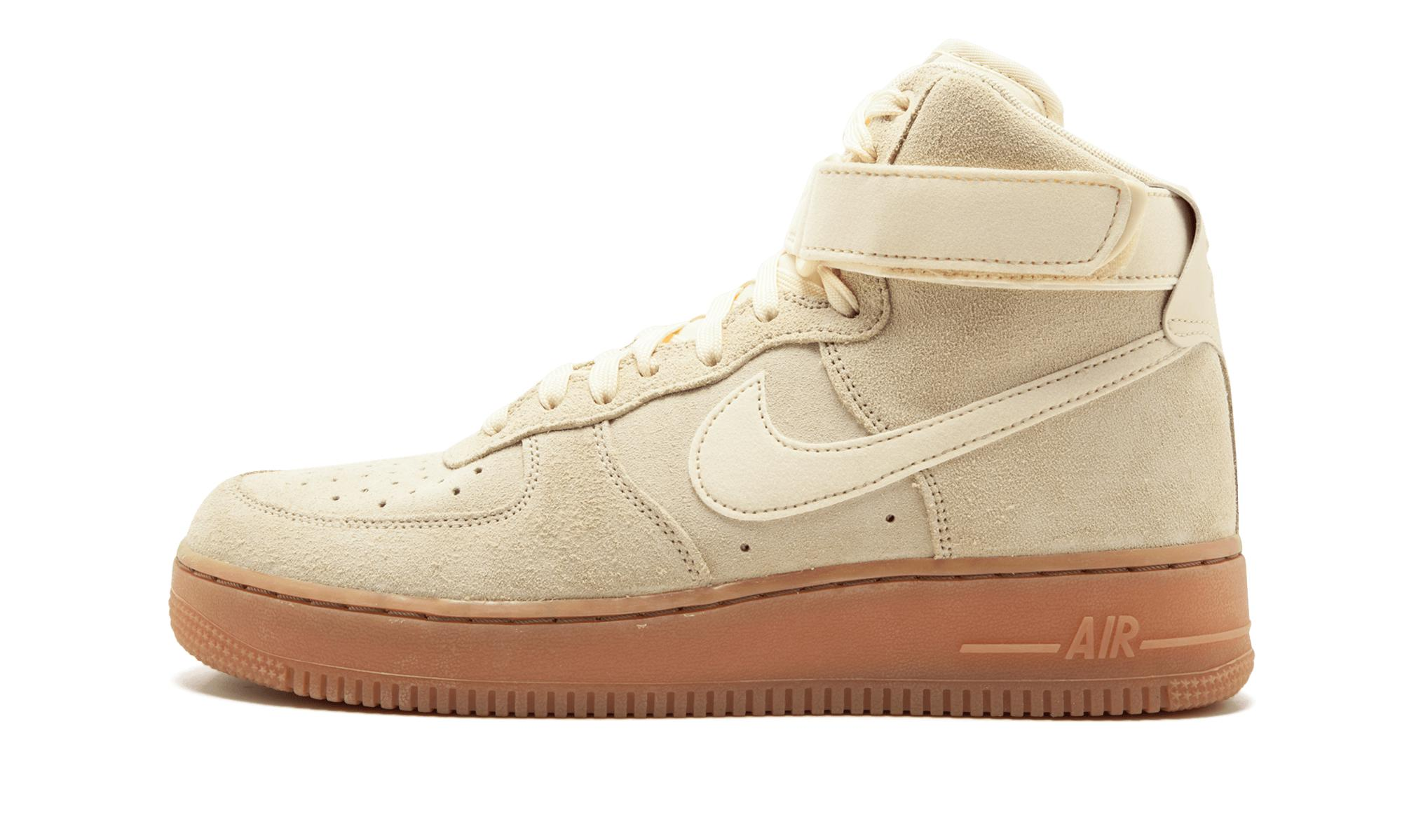 4cb4f89f95157f Lyst - Nike Air Force 1 High  07 Lv8 Suede for Men