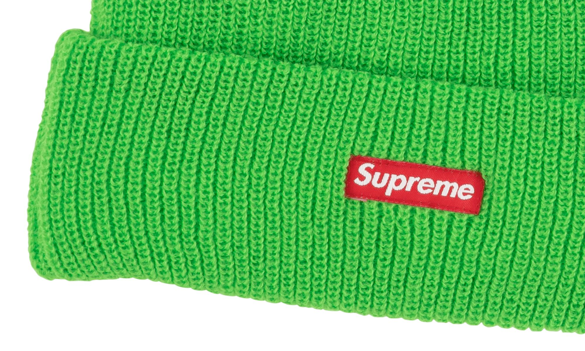 Supreme - Green Gore-tex Beanie for Men - Lyst. View fullscreen c08be96aac80