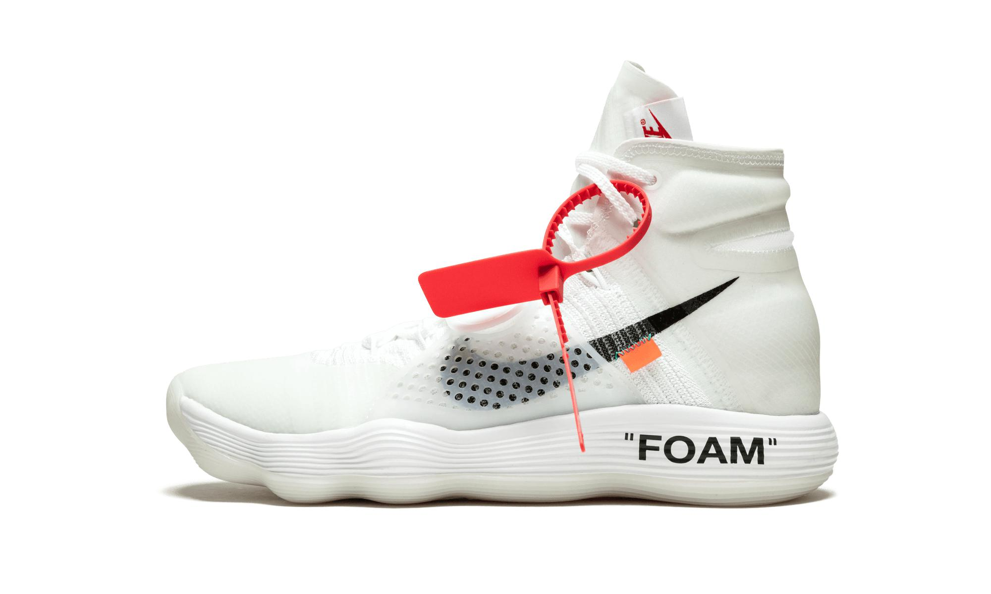 Lyst - Nike The 10: Hyperdunk 2017 Fk in White