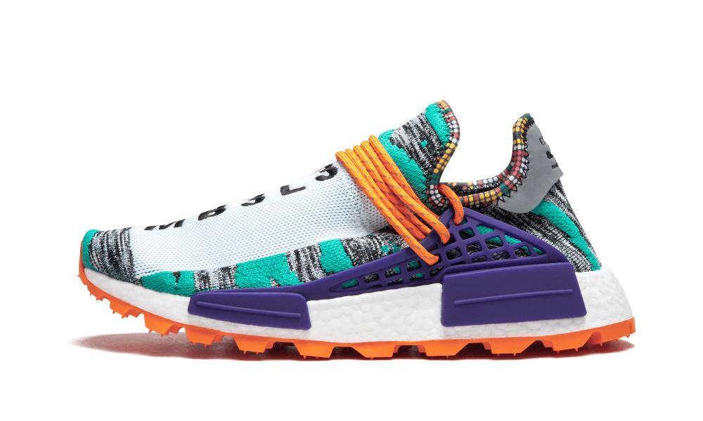 buy online ed220 fa1d2 adidas. Men s Blue Pharrell Williams Solar Hu Nmd
