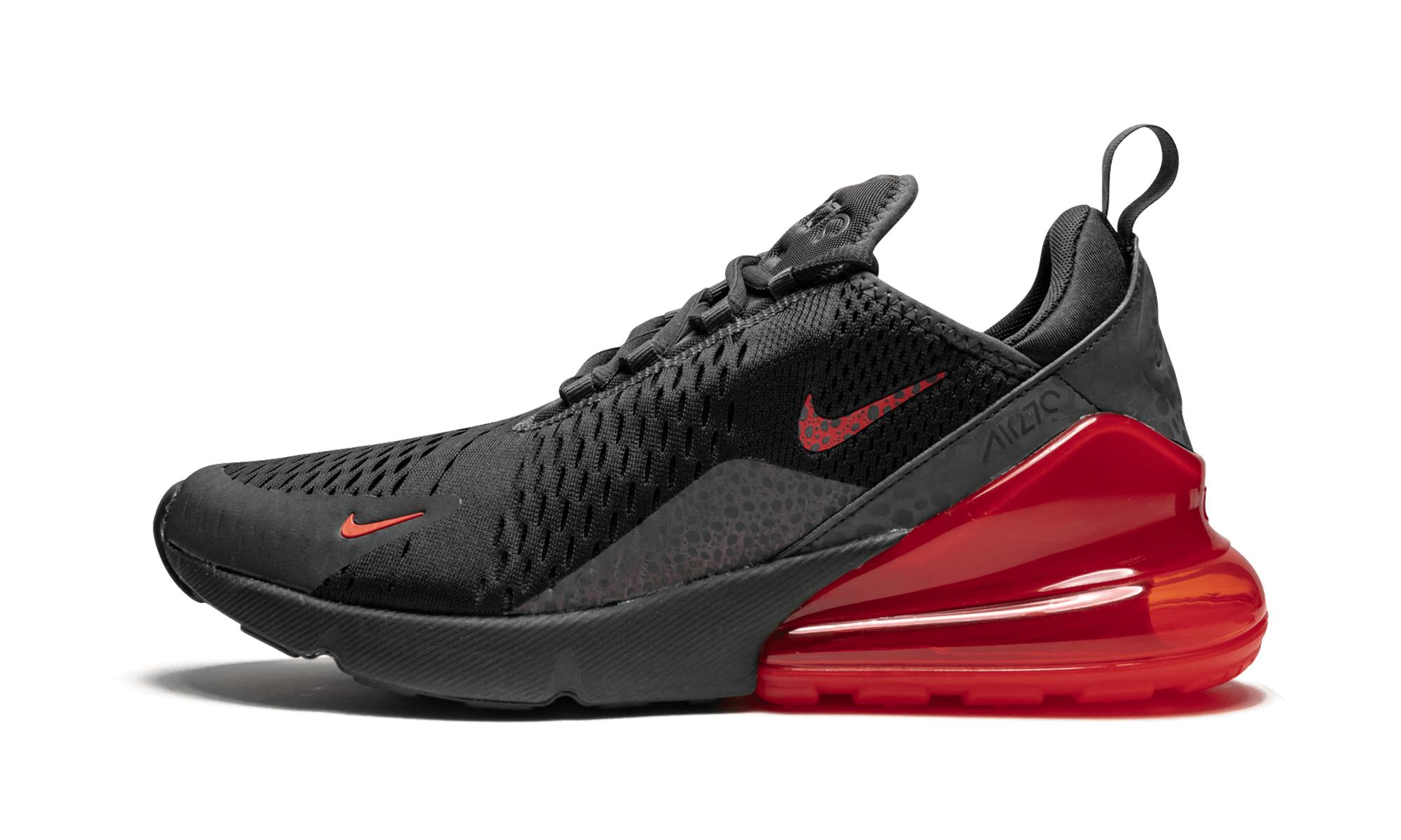 bf8b6c3400 Nike - Black Air Max 270 Se Reflective for Men - Lyst. View fullscreen
