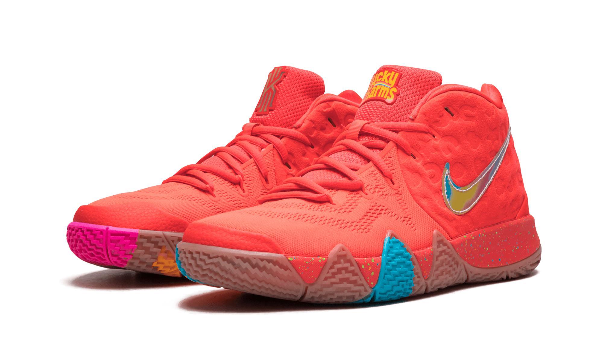 db996c01bdb Nike - Red Kyrie 4 Lucky Charms (gs) for Men - Lyst. View fullscreen